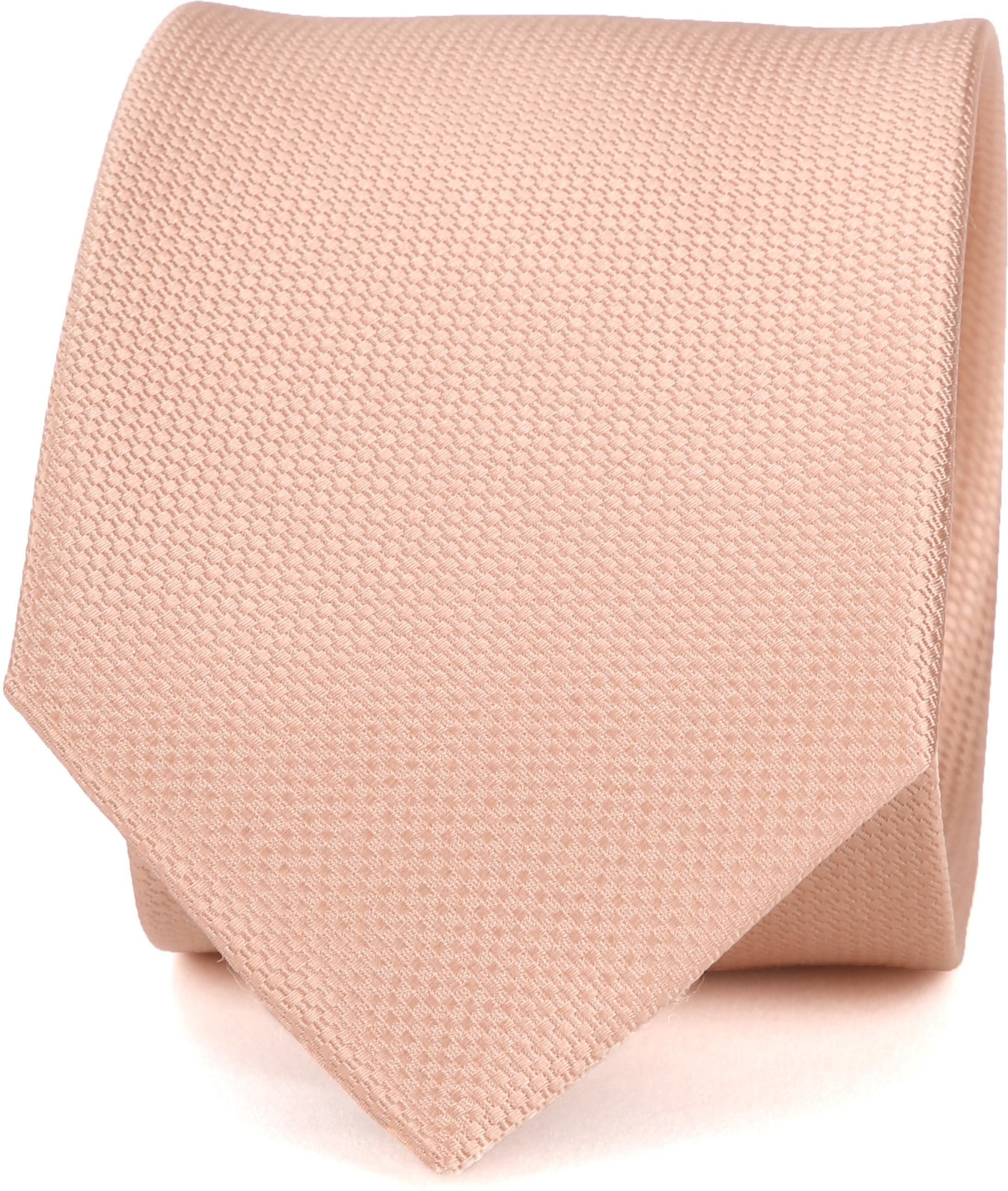 Suitable Tie Silk Pink 16 foto 0