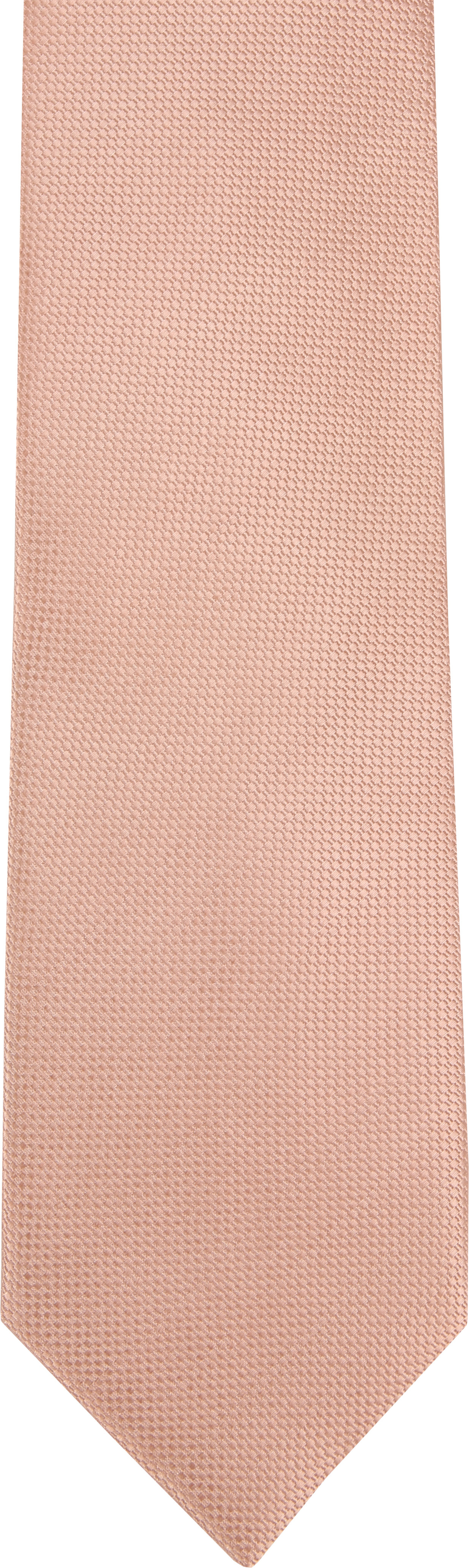 Suitable Tie Silk Pink 16 foto 1