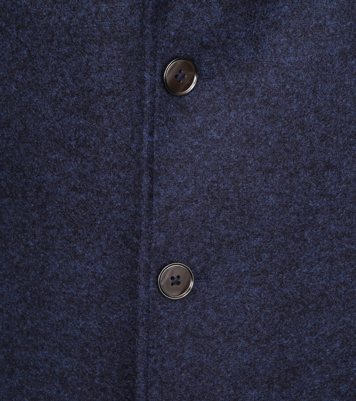 Suitable Turijn Coat Blauw foto 3