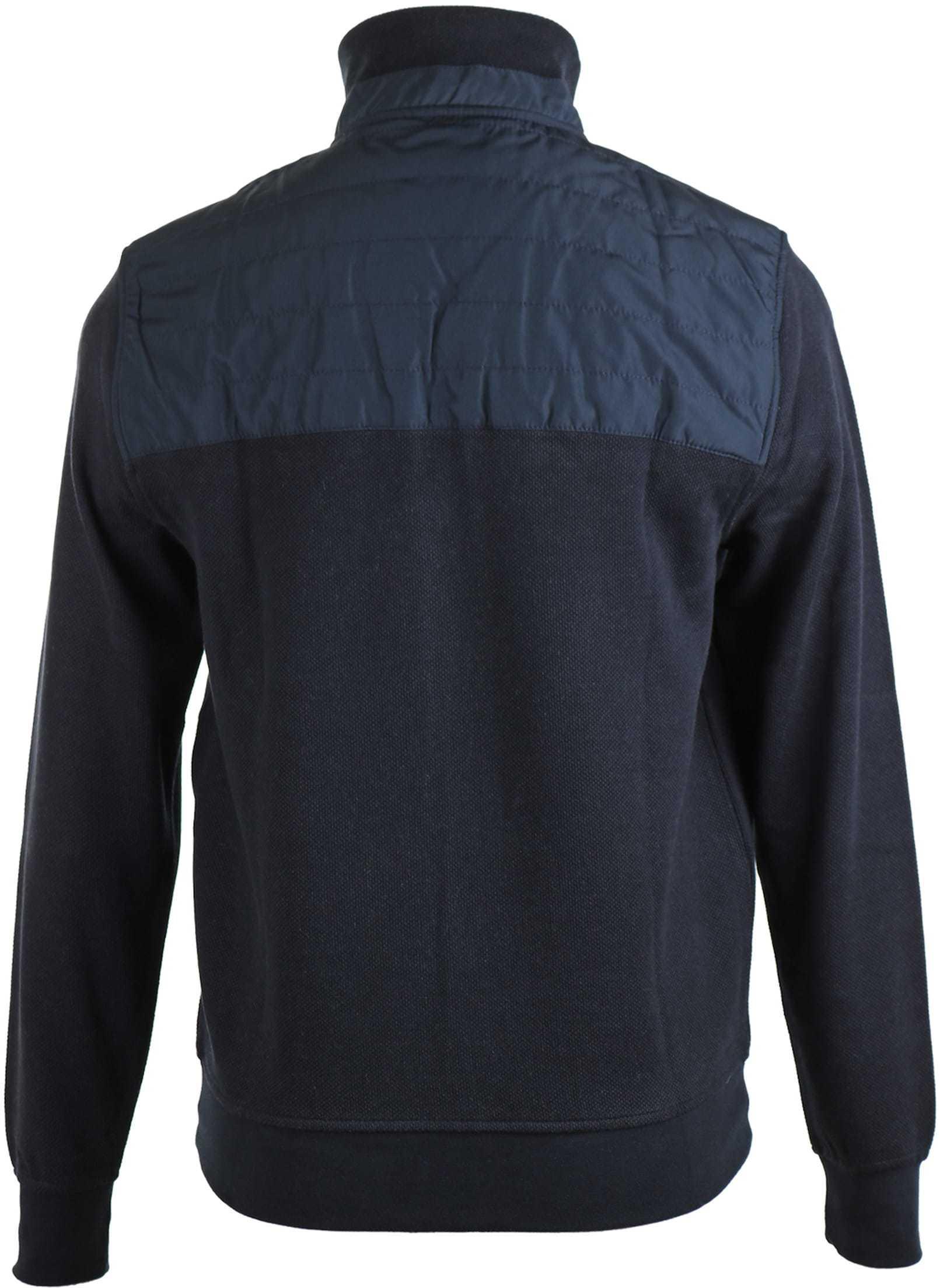 Suitable Vest Outdoor Donkerblauw foto 1