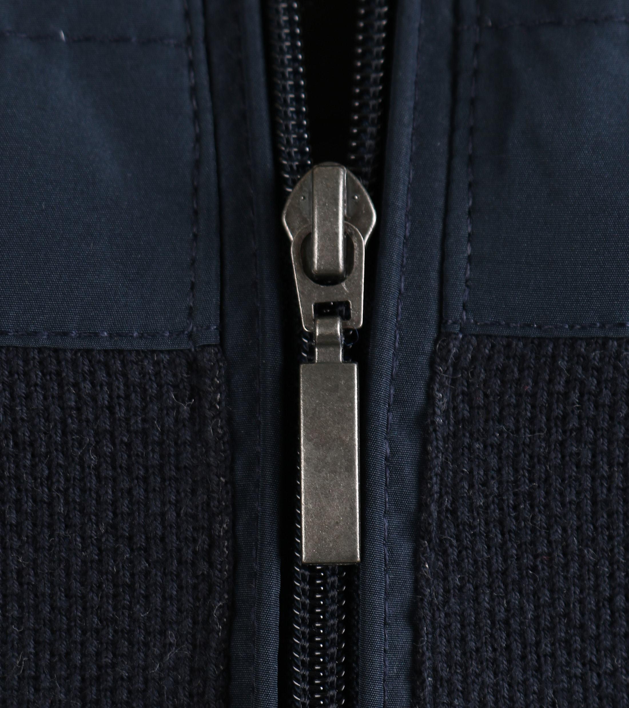 Suitable Vest Outdoor Donkerblauw foto 3