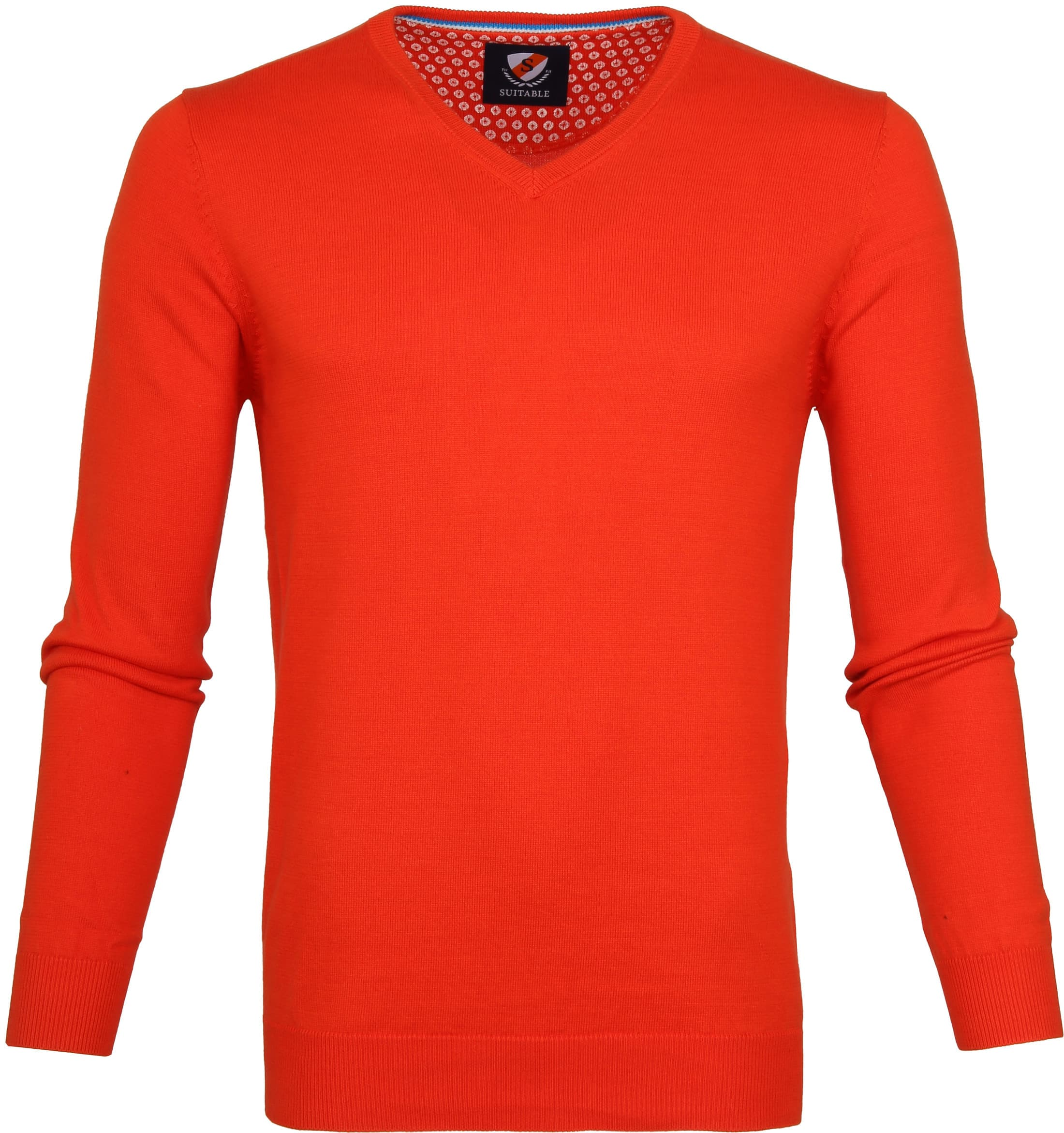 Suitable Vince Pullover Orange foto 0