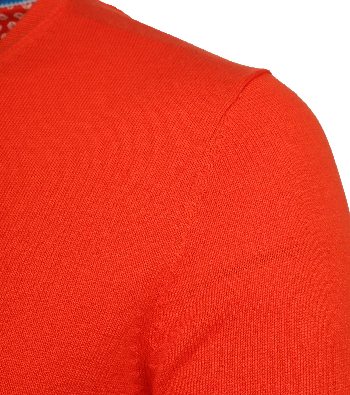 Suitable Vince Pullover Oranje foto 2