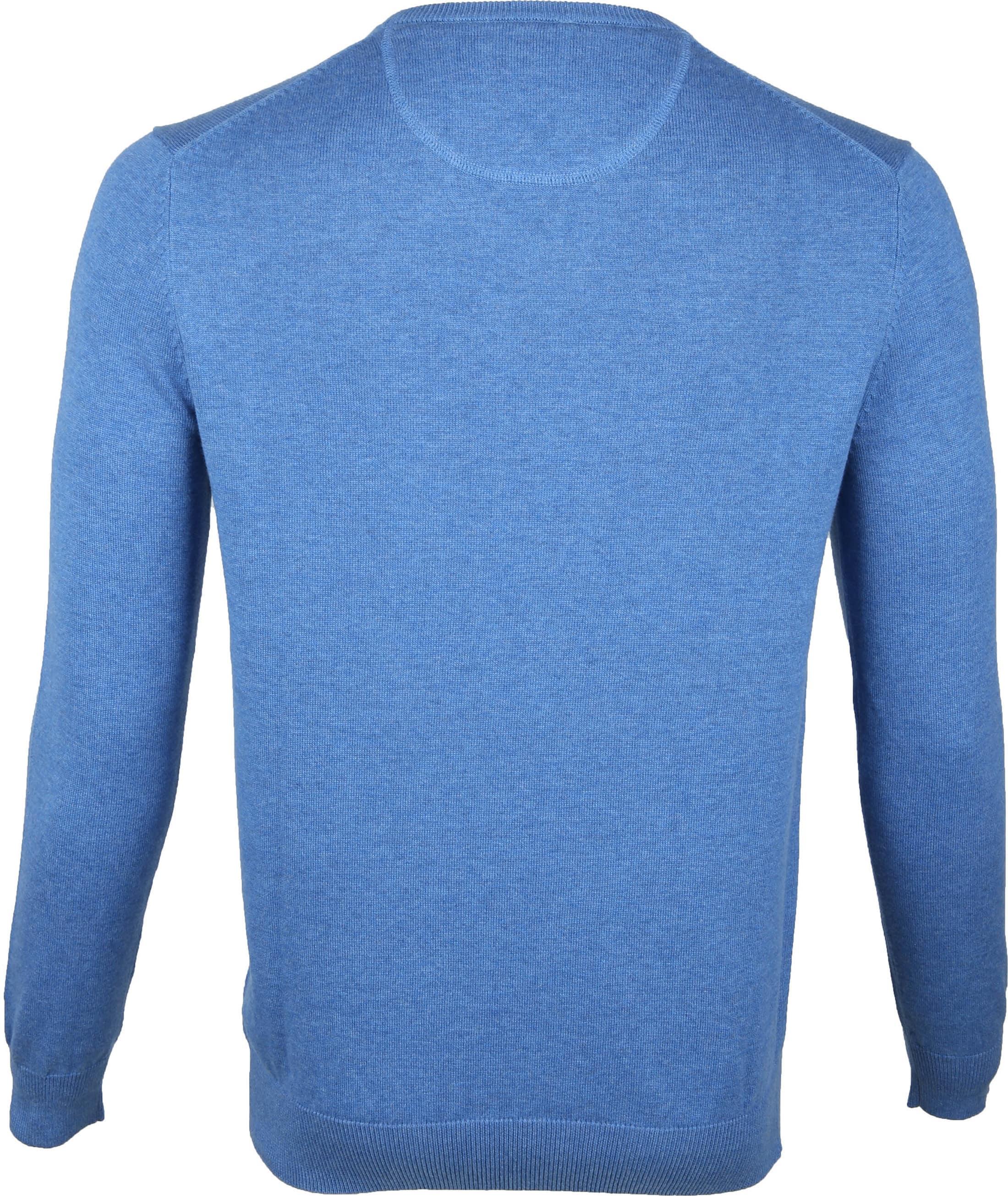 Suitable Vini Pullover Blauw foto 3