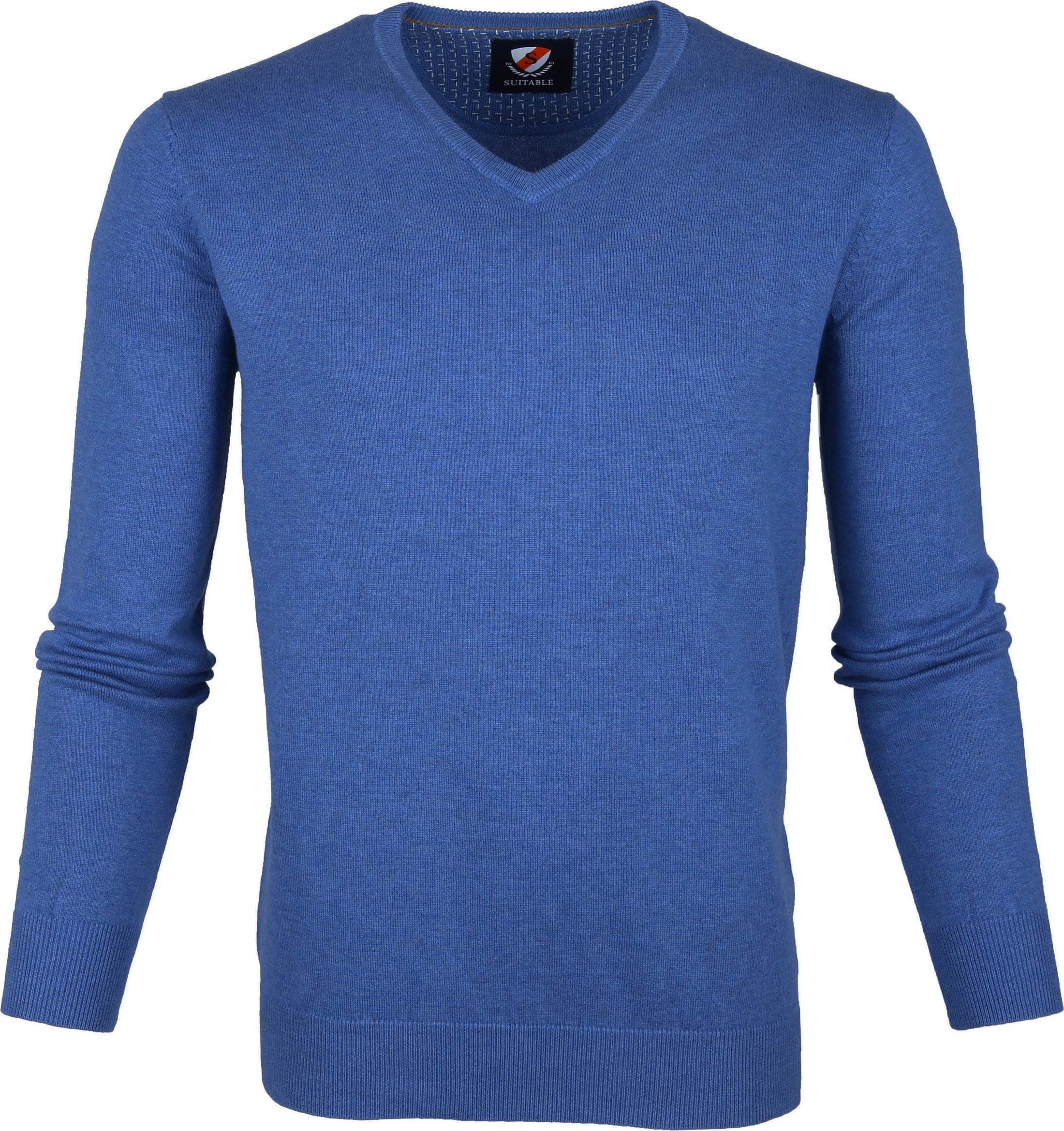 Suitable Vini Pullover Cobalt foto 0