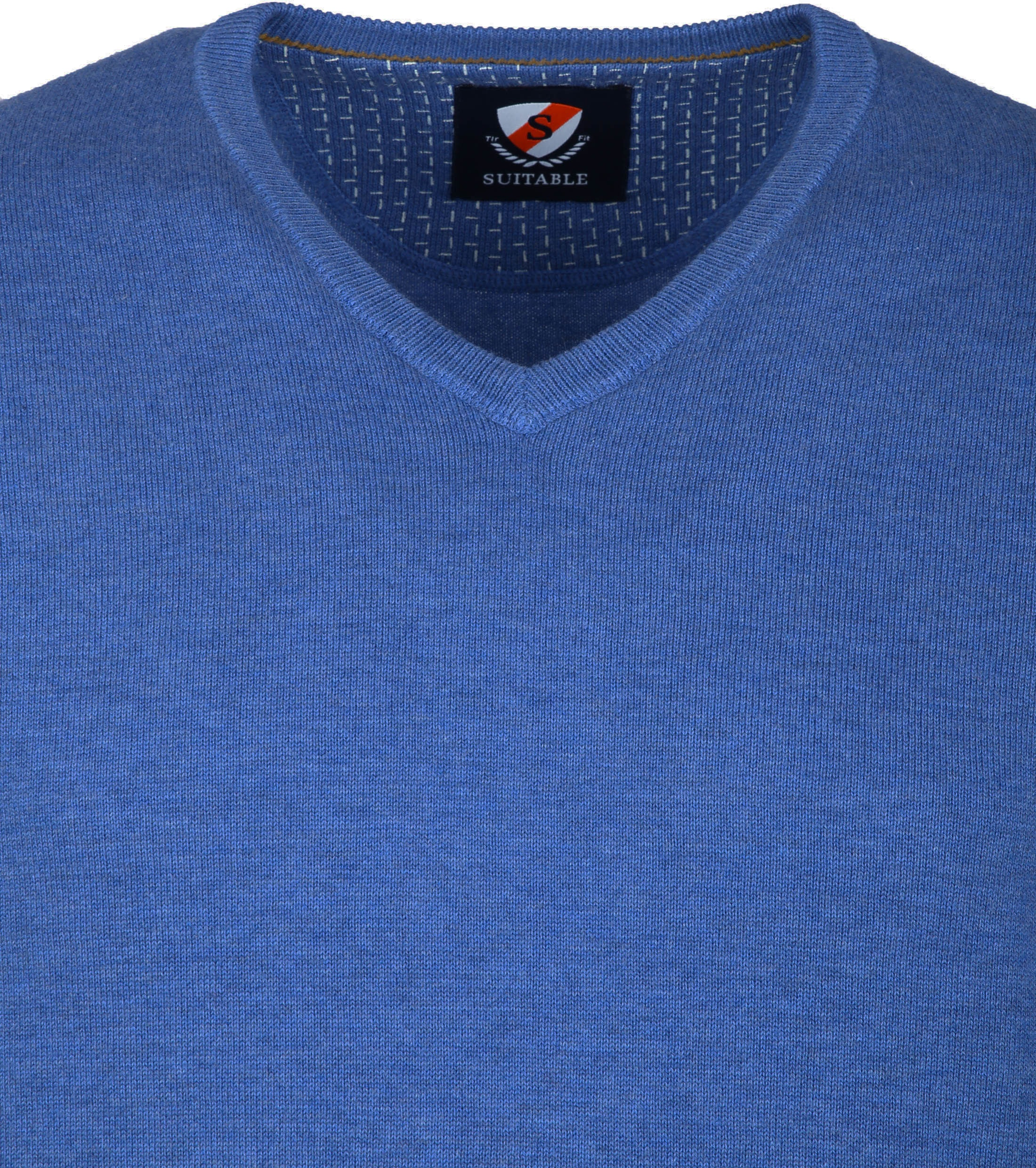 Suitable Vini Pullover Cobalt foto 1