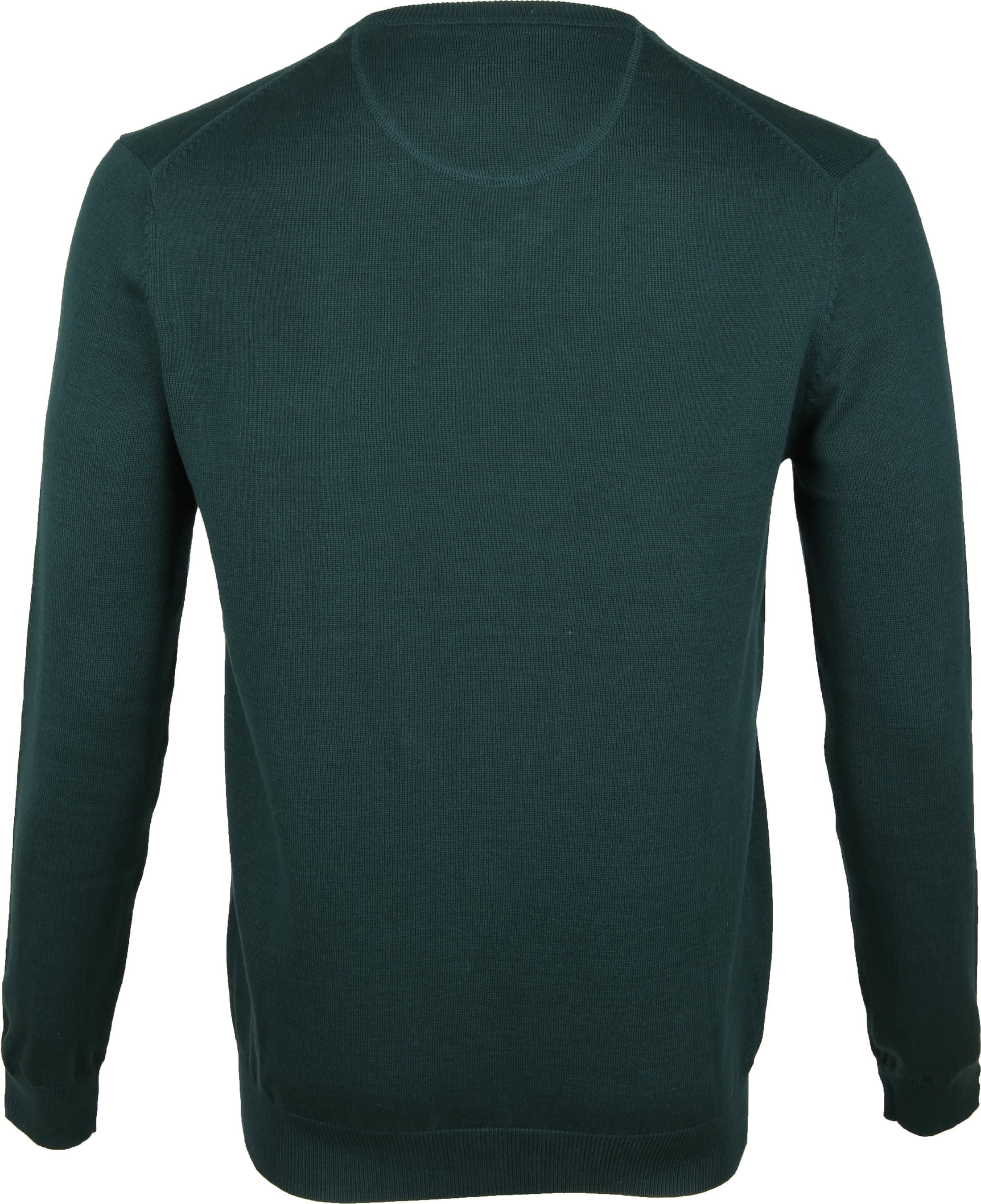 Suitable Vini Pullover Dark Green foto 3