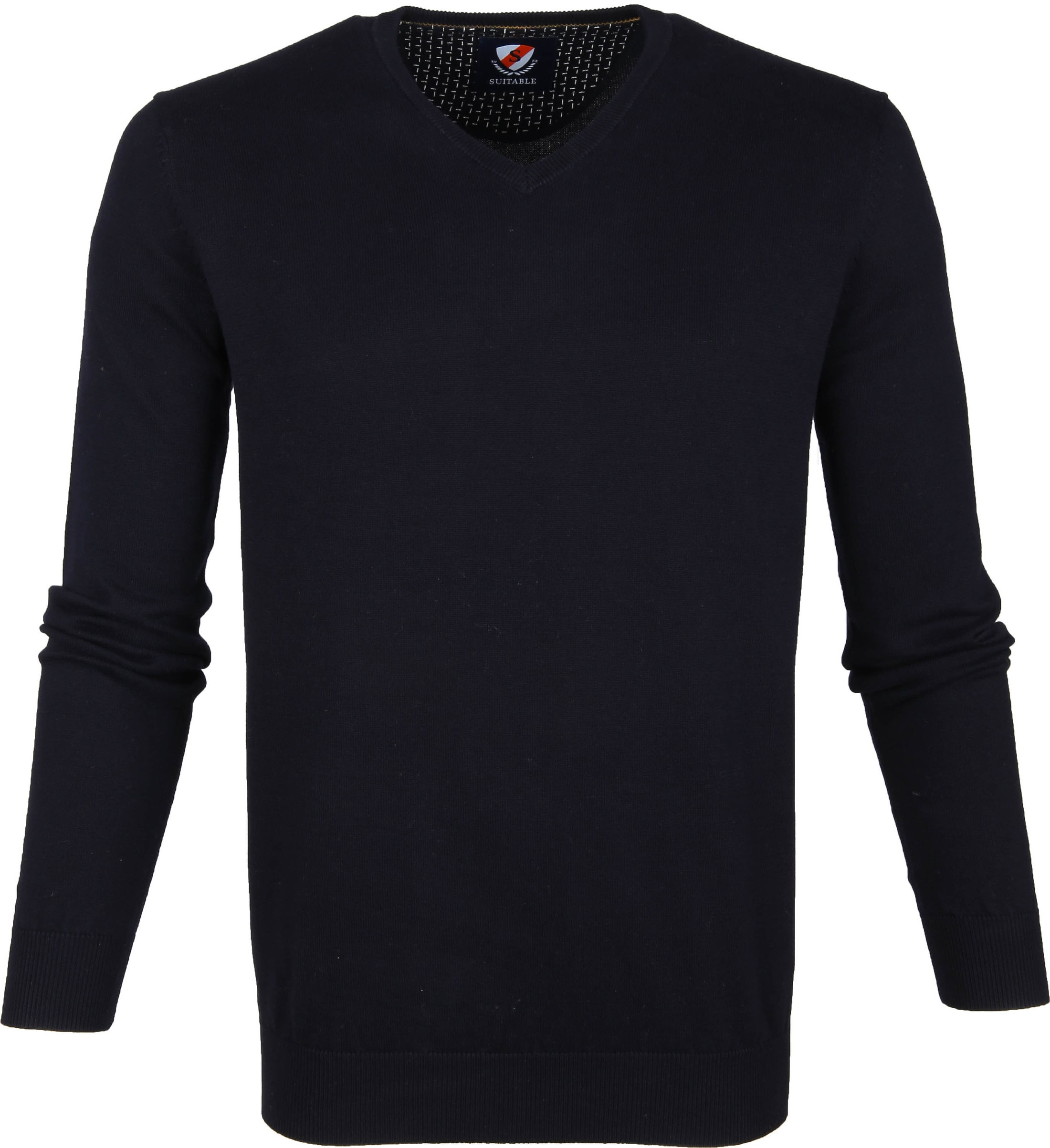 Suitable Vini Pullover Navy foto 0