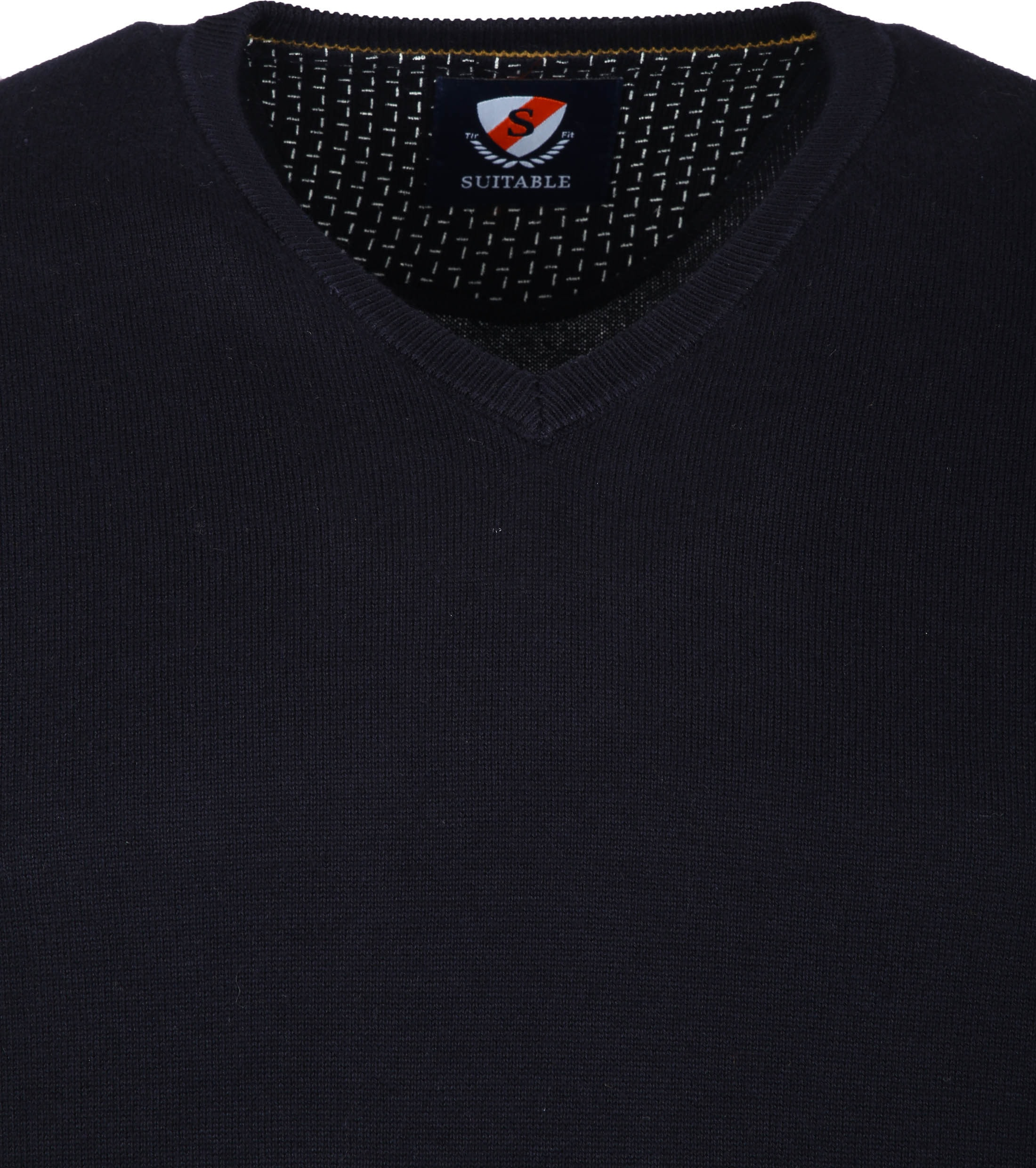Suitable Vini Pullover Navy foto 1