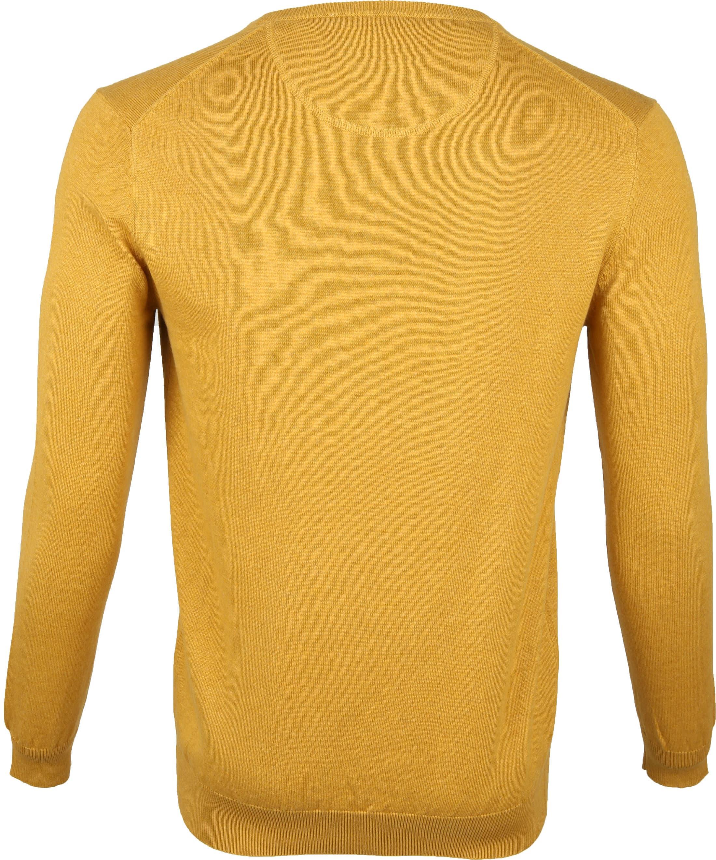 Suitable Vini Pullover Ocher Yellow foto 3