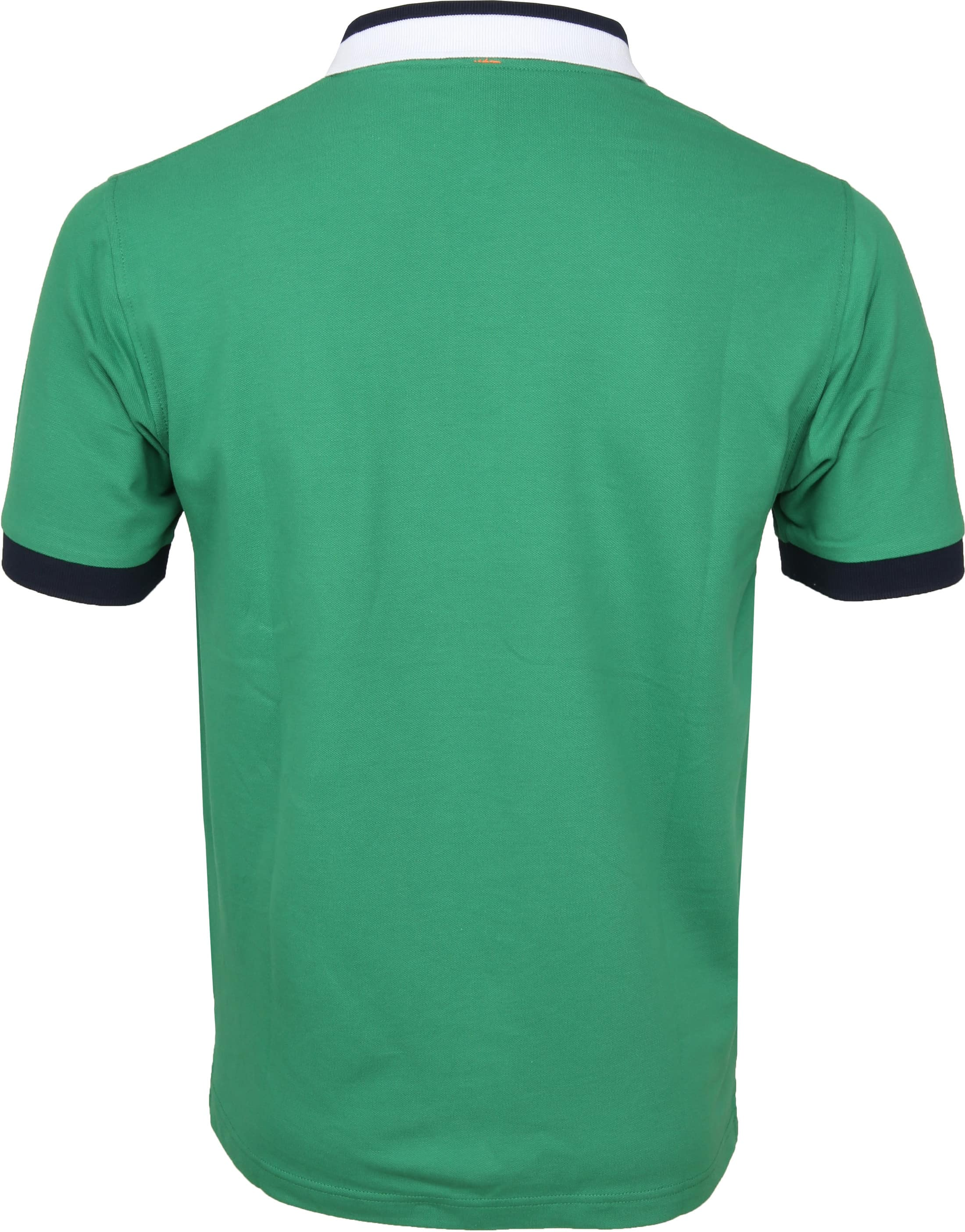 Sun68 Polo Three Collar Green foto 2