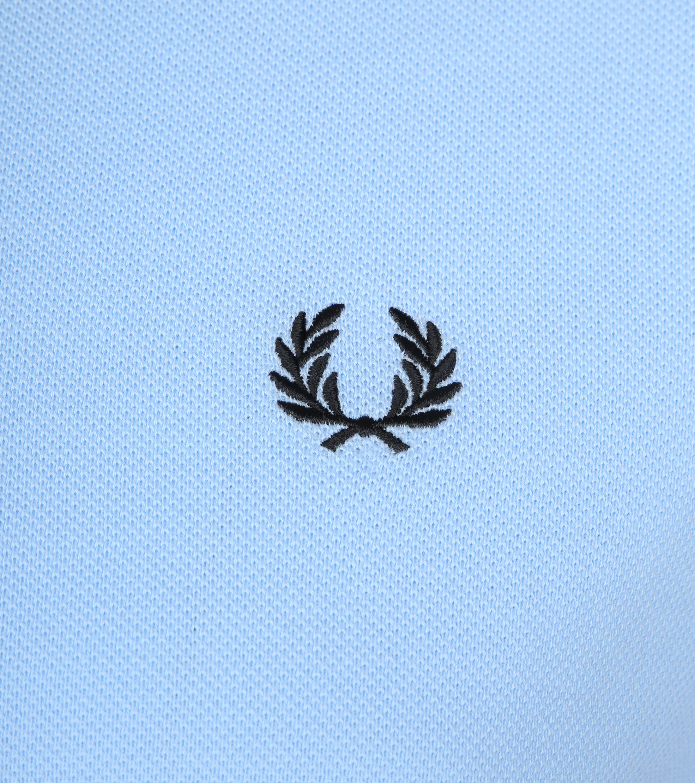 Sun68 Poloshirt Small Stripe Blau SF foto 4
