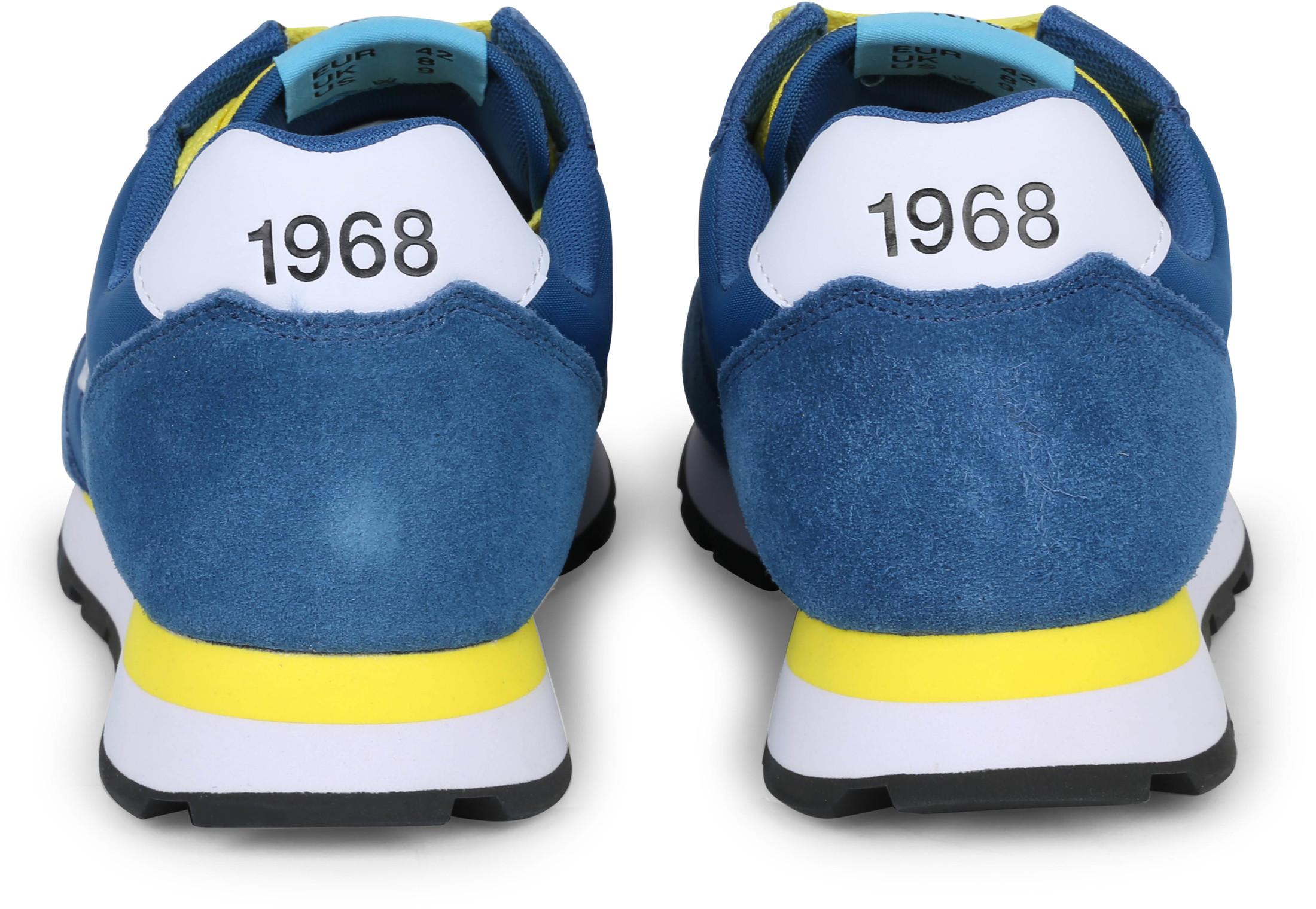Sun68 Sneaker Tom Blauw