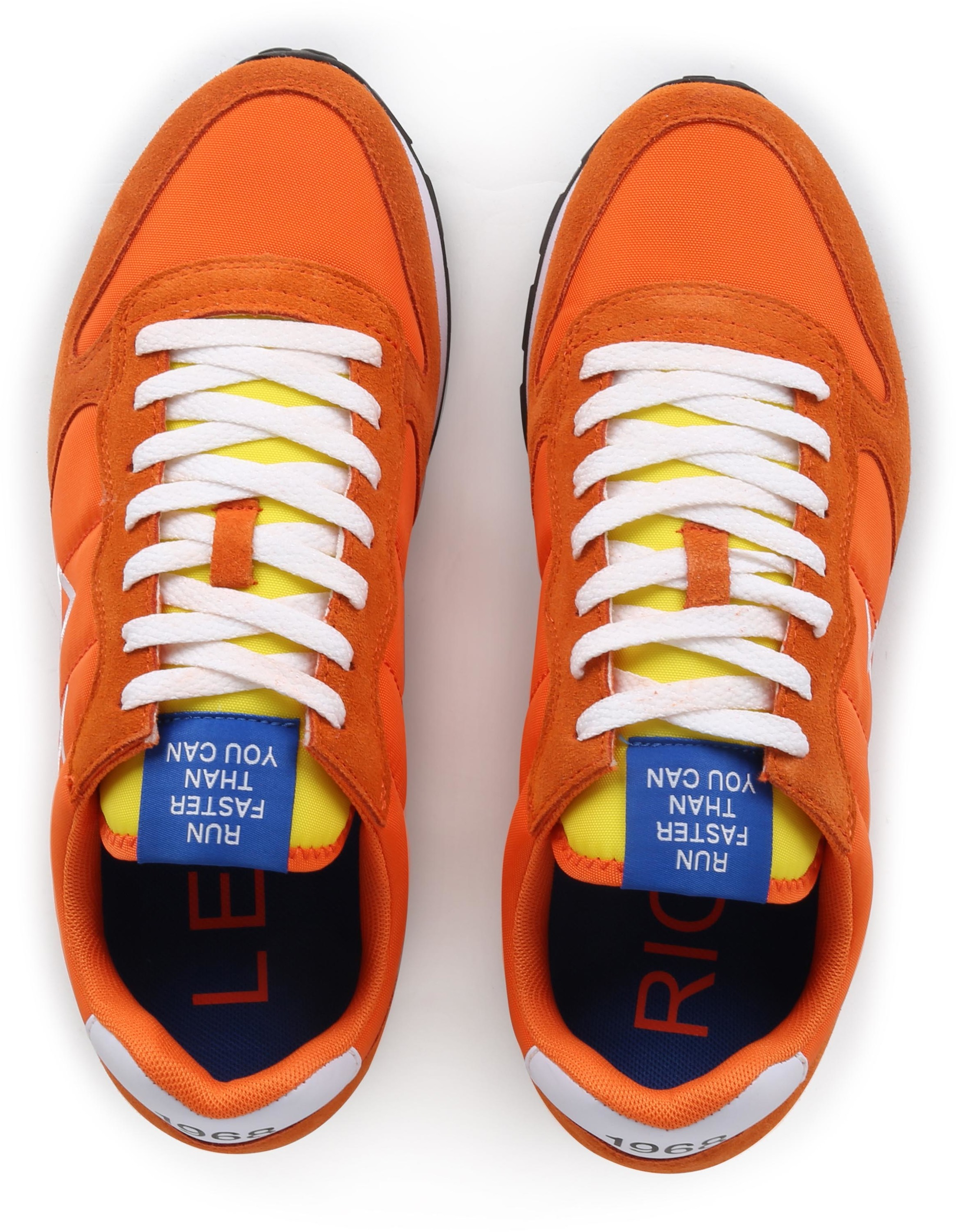Sun68 Sneaker Tom Oranje