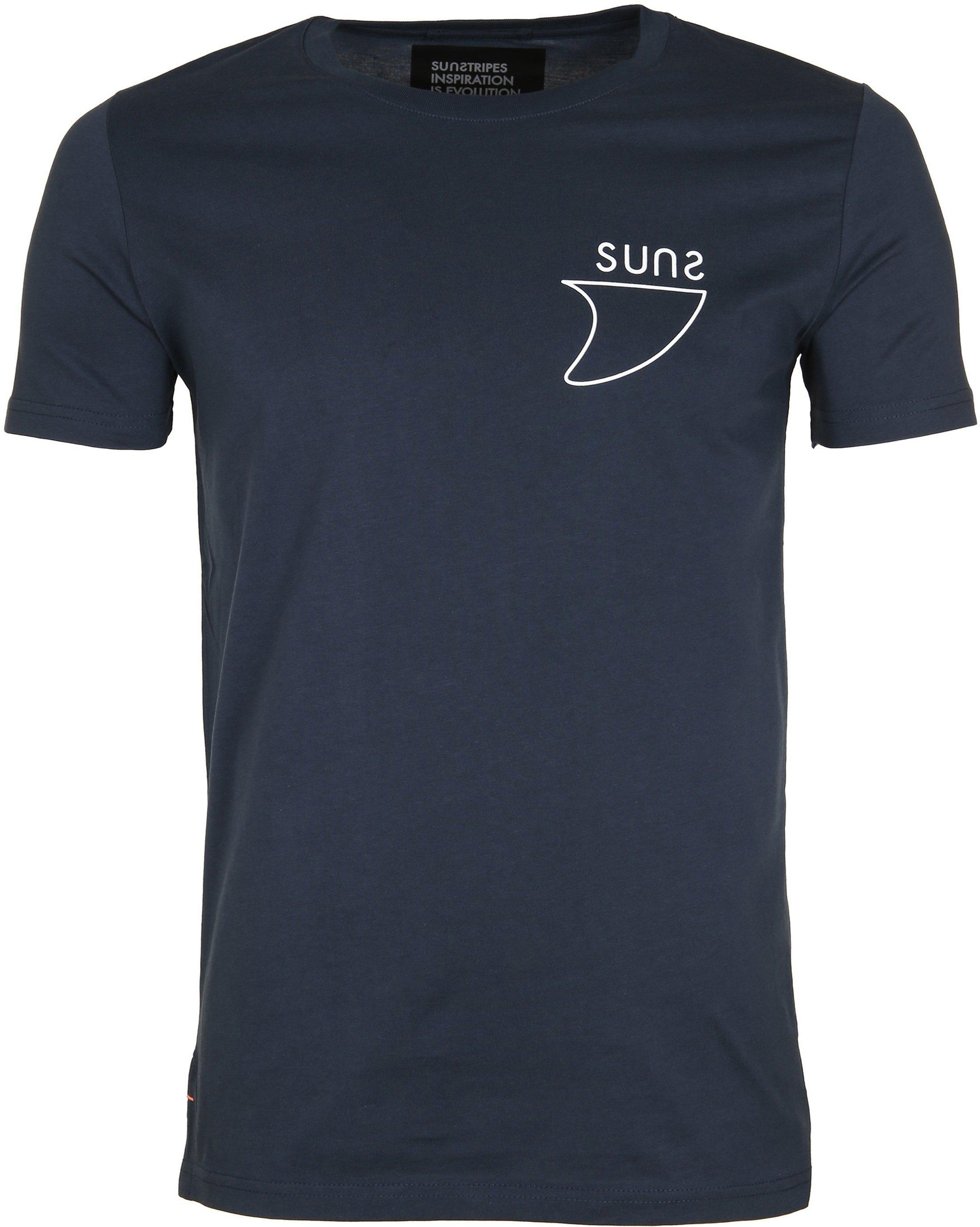 Sunstripes T-shirt Brad Fin foto 0
