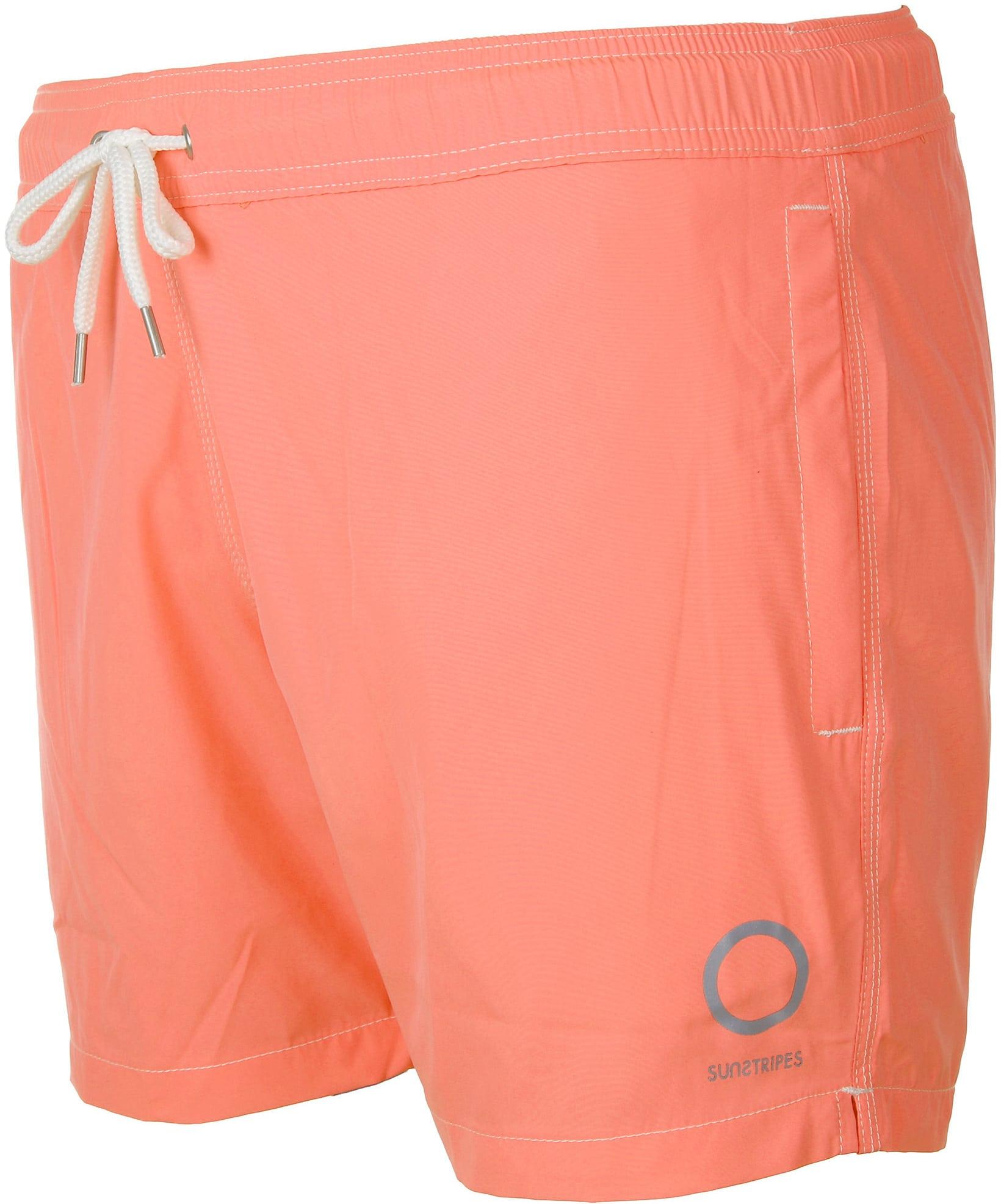 Sunstripes Zwembroek Uni Oranje foto 1