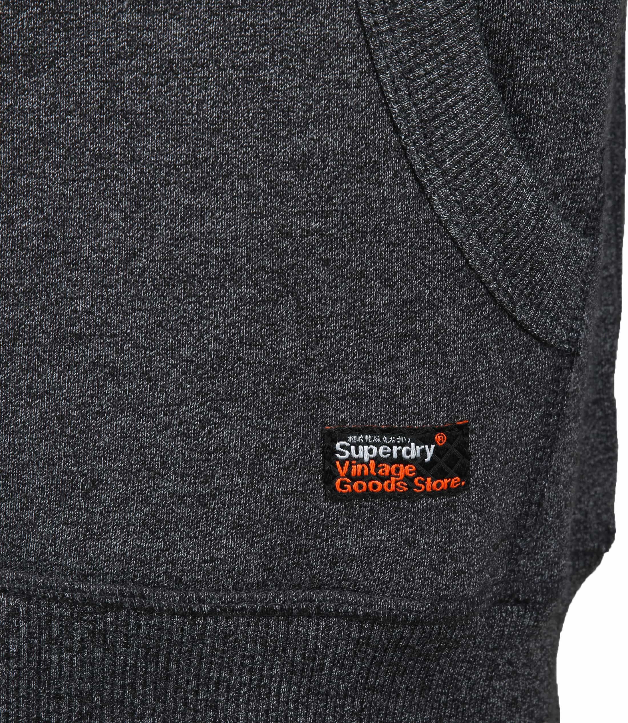 Superdry Authentic Hoodie Dark Grey foto 3
