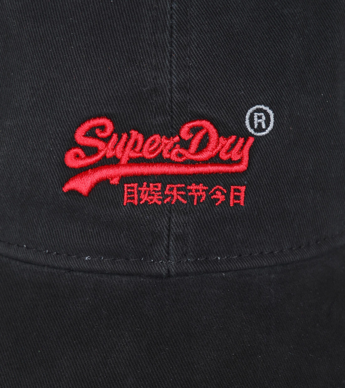 Superdry Cap Zwart foto 1