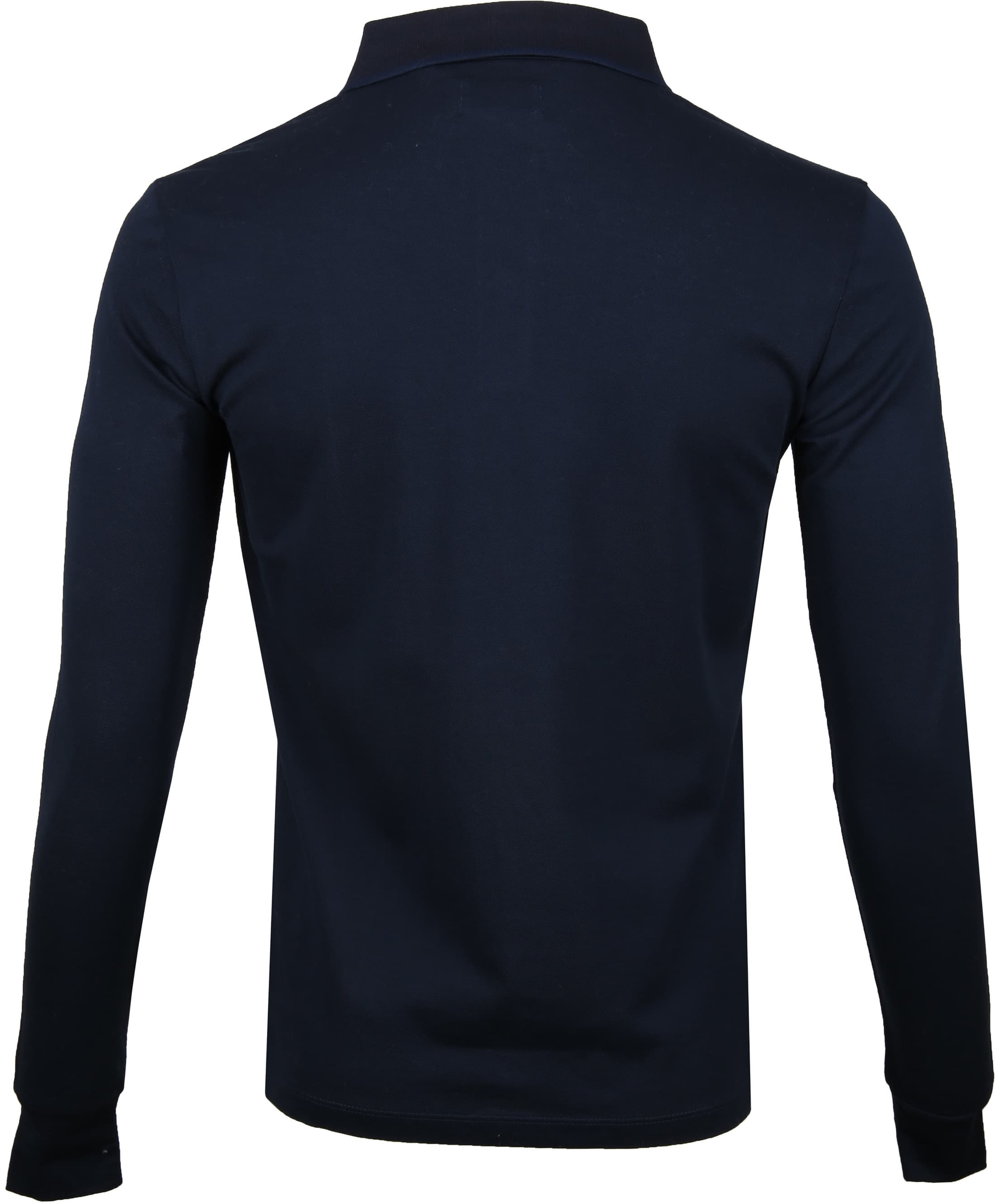Superdry Classic Polo LS Navy foto 4