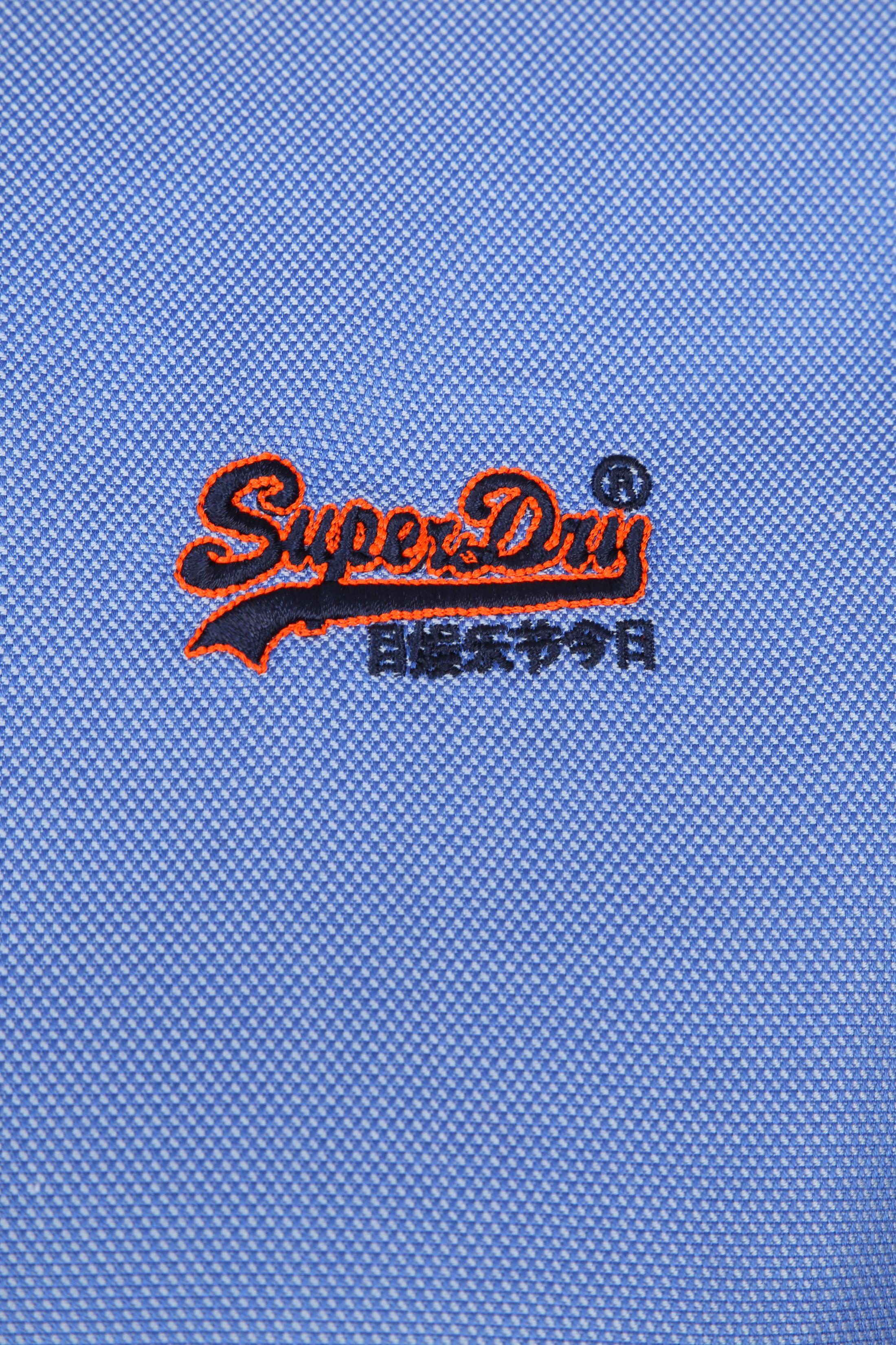Superdry Overhemd Blauw foto 1
