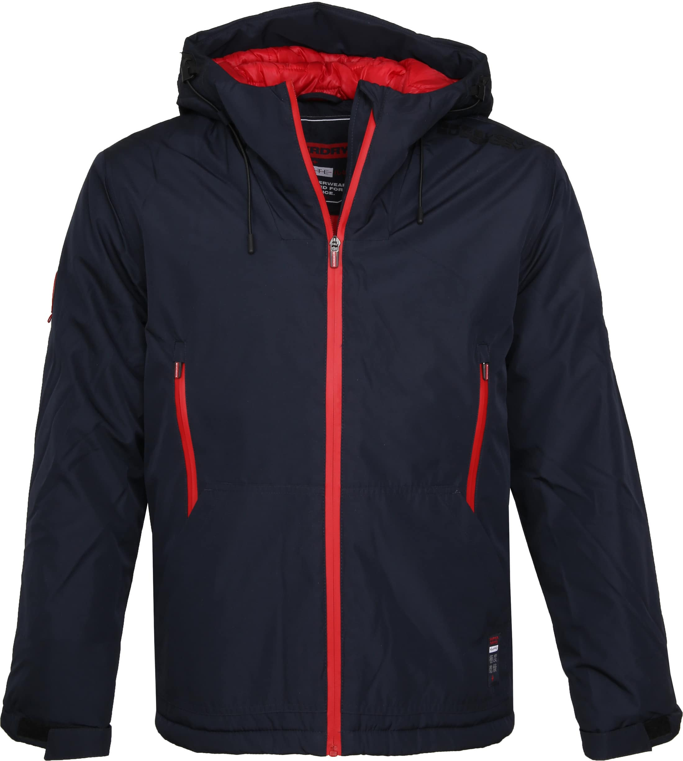 Superdry Padded Elite Jack Navy foto 0