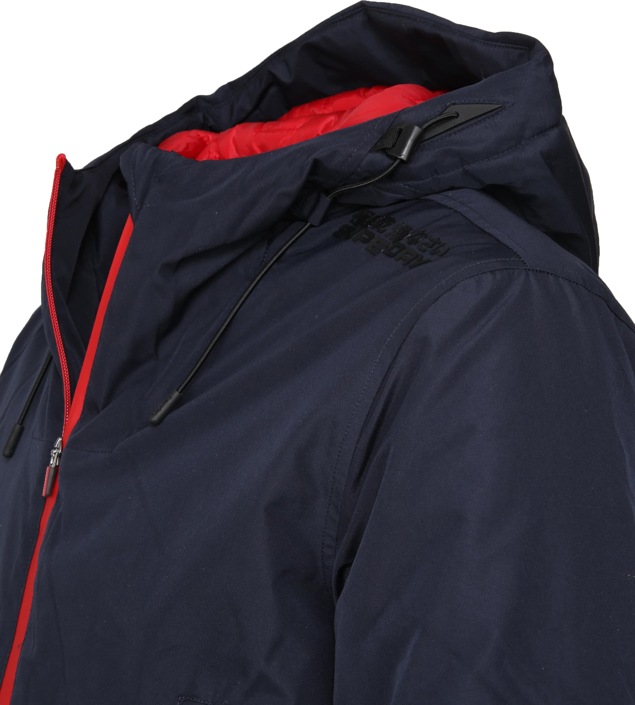 Superdry Padded Elite Jack Navy foto 4