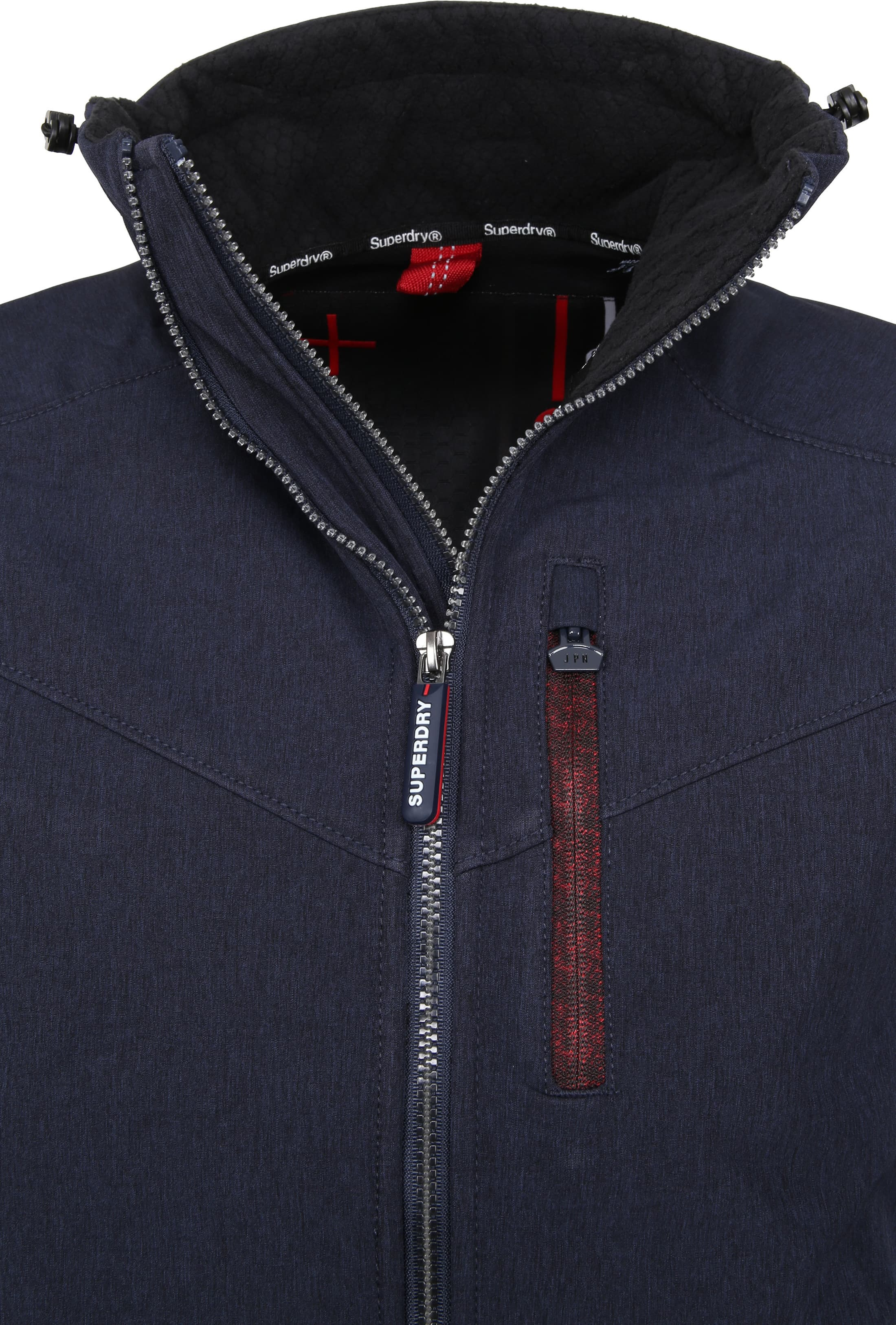 Superdry Paralex Windjack Navy foto 1