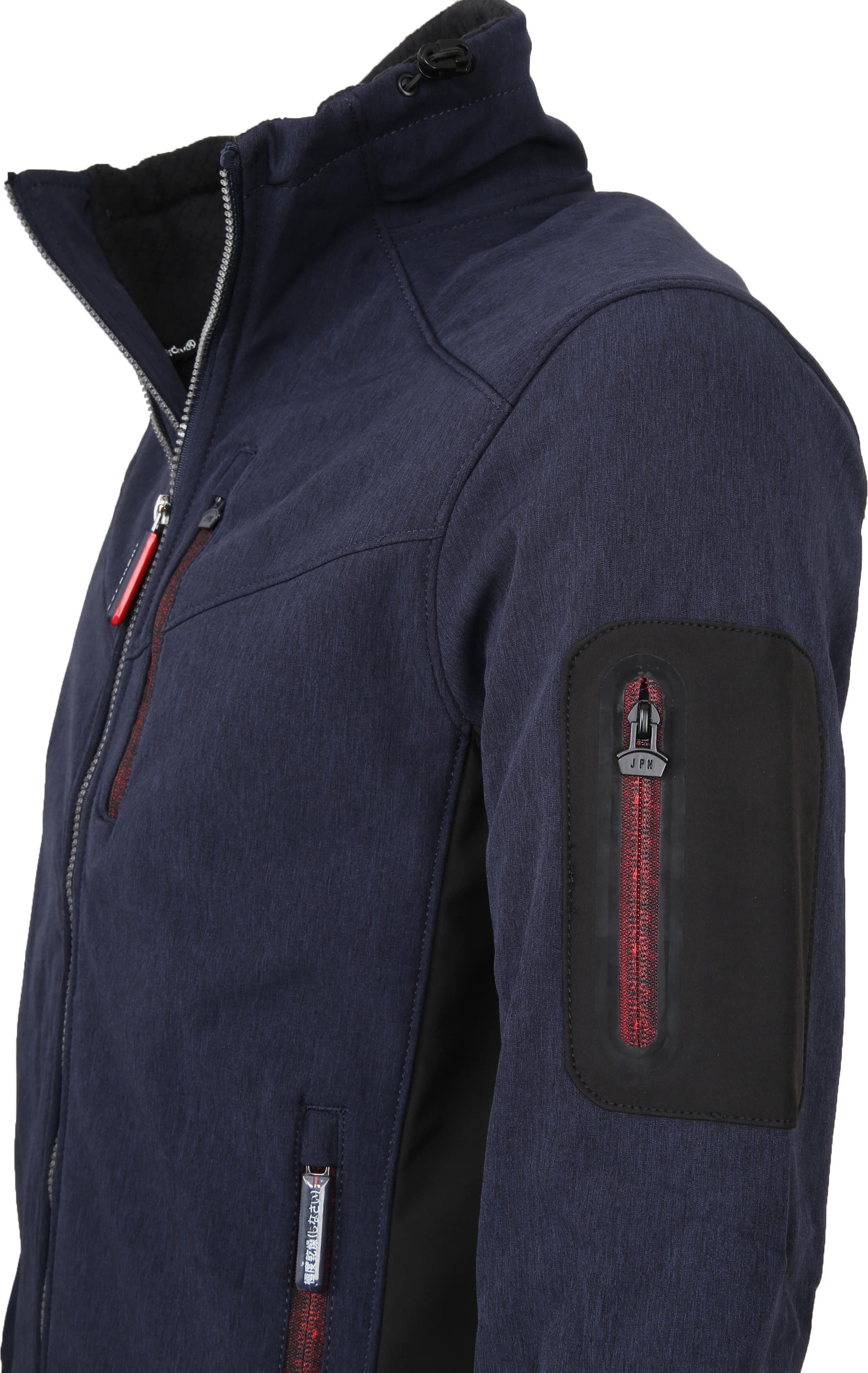 Superdry Paralex Windjack Navy foto 2
