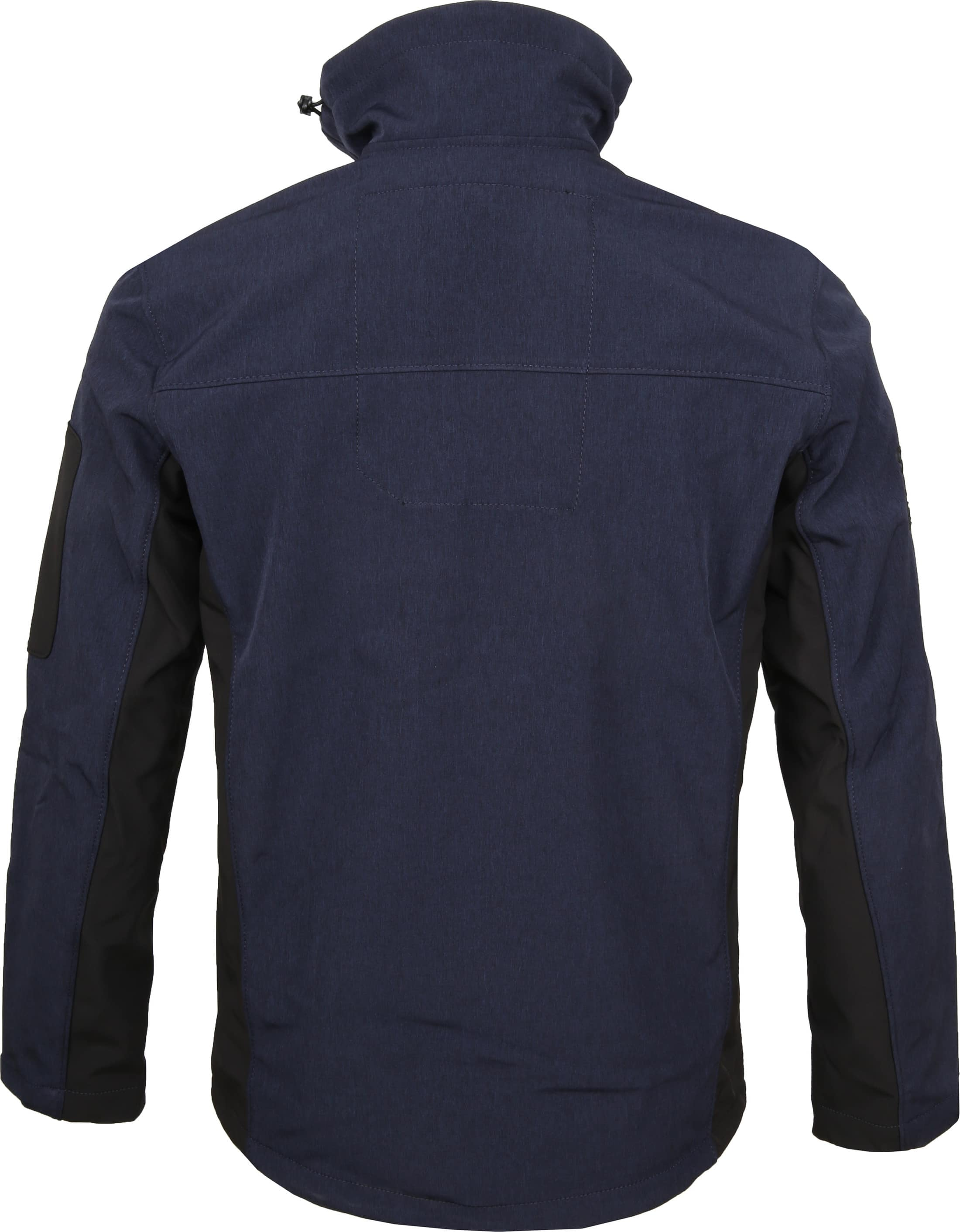 Superdry Paralex Windjack Navy foto 5