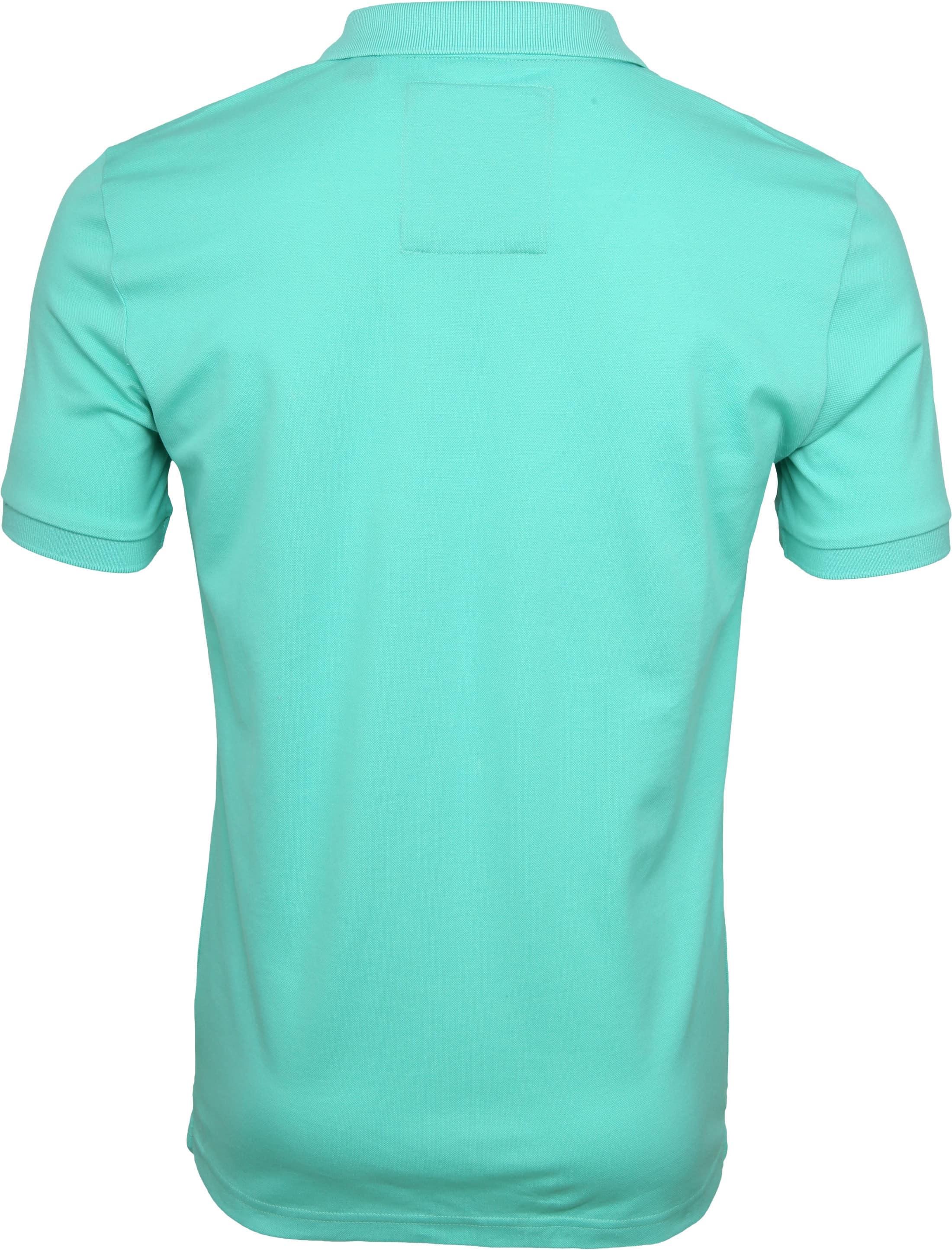 Superdry Poloshirt Premium Turquoise foto 3