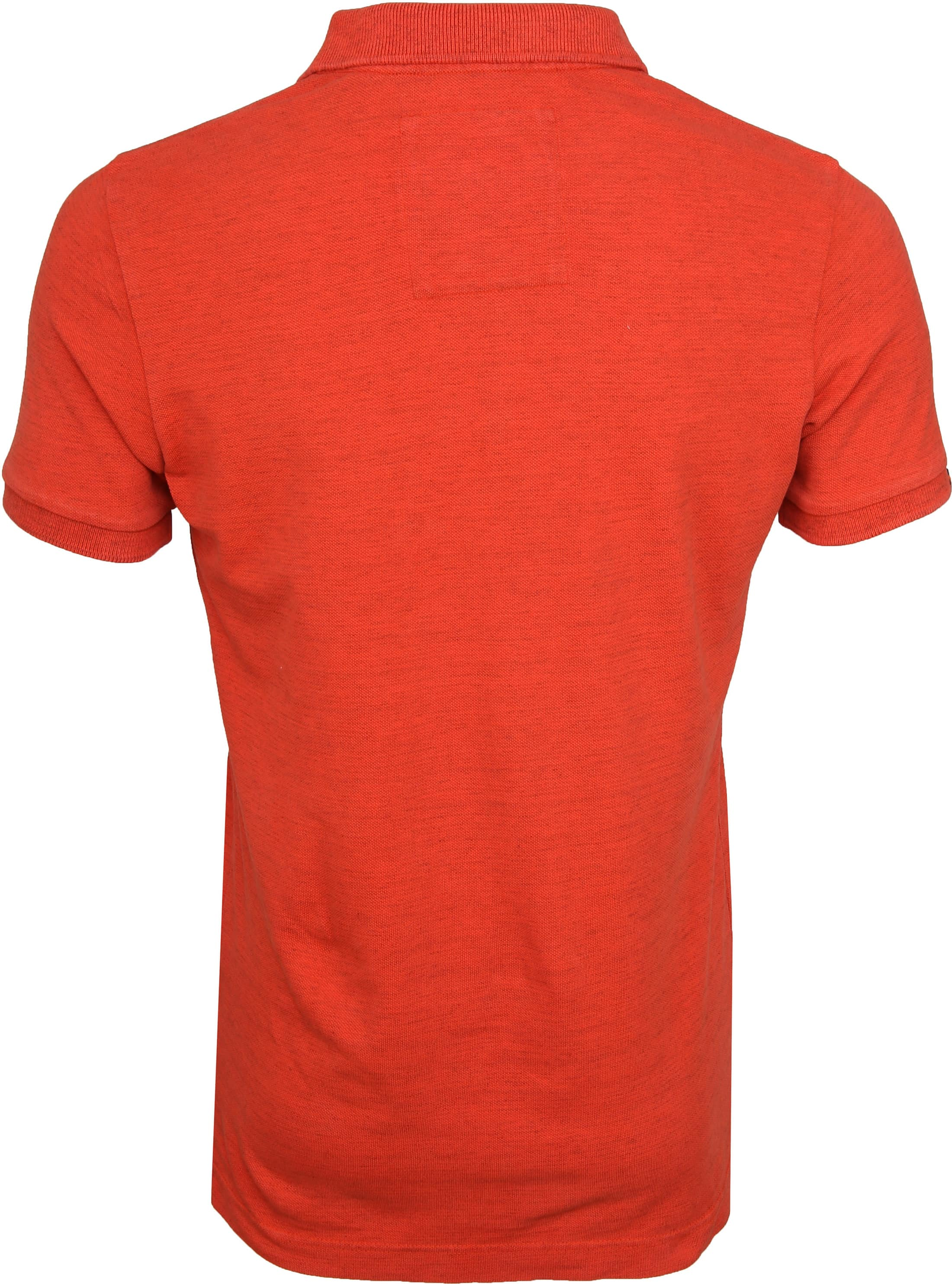 Superdry Premium Polo Orange foto 4