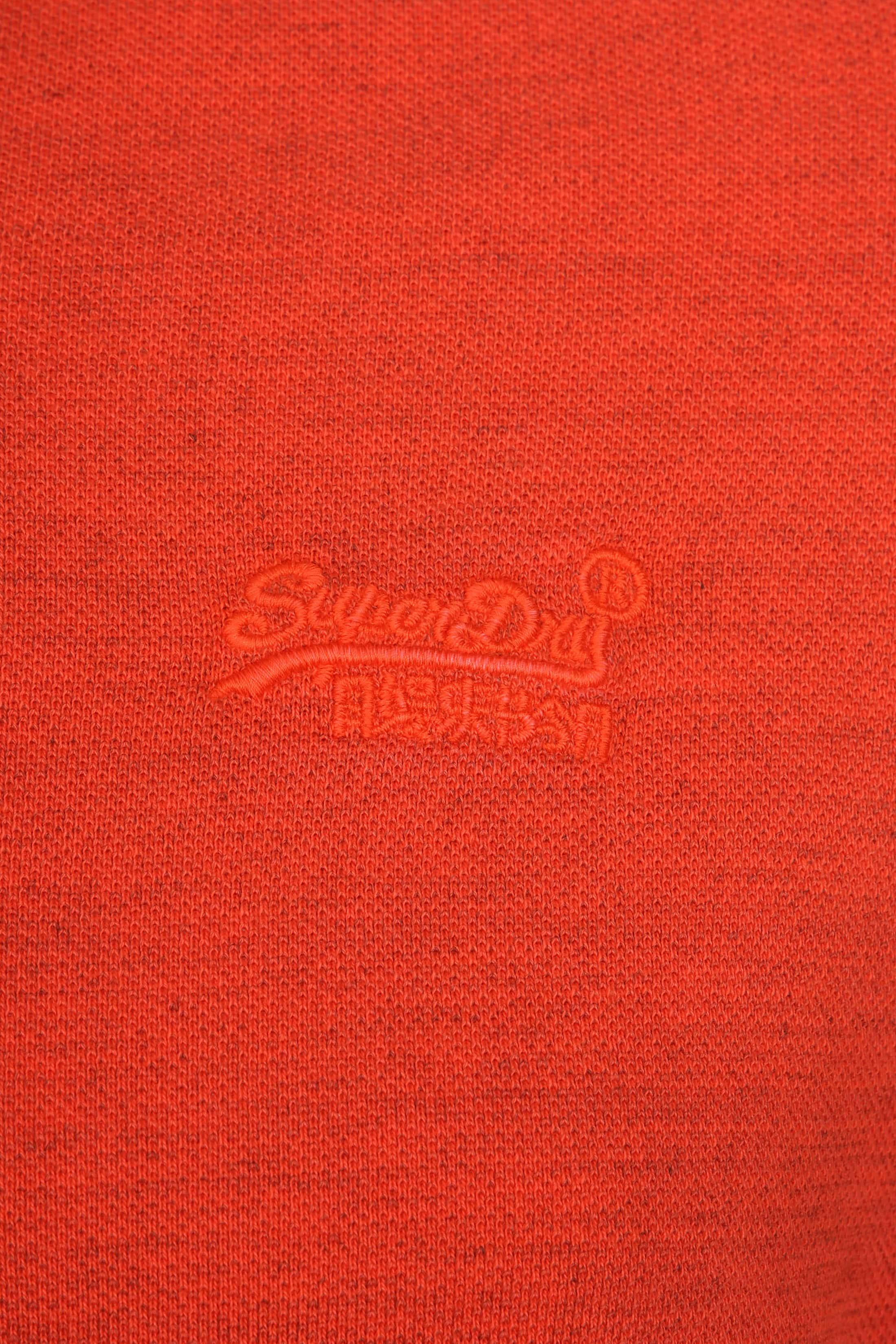 Superdry Premium Poloshirt Orange foto 1