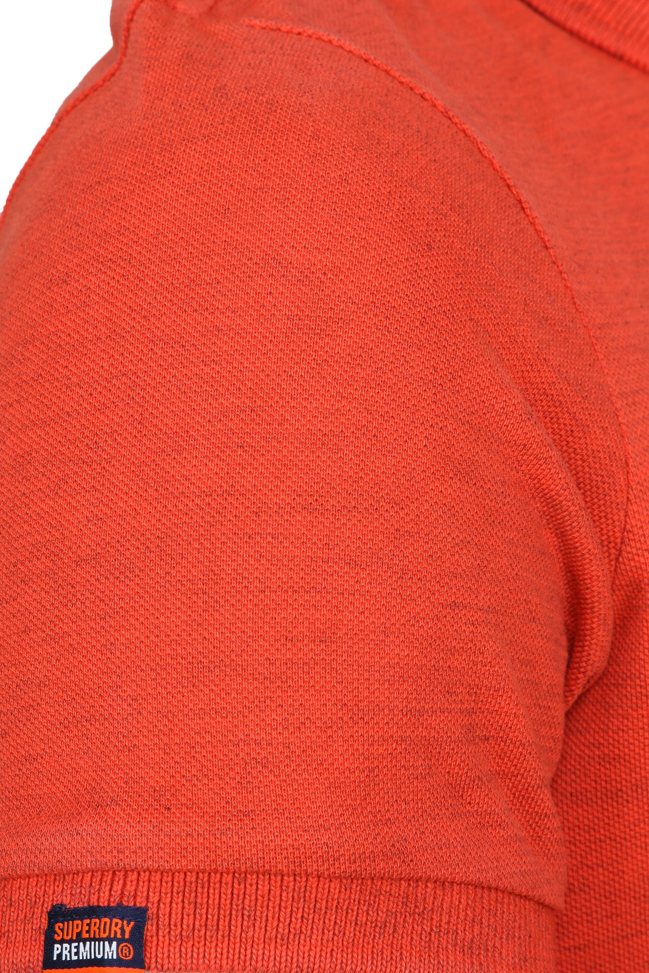 Superdry Premium Poloshirt Orange foto 3
