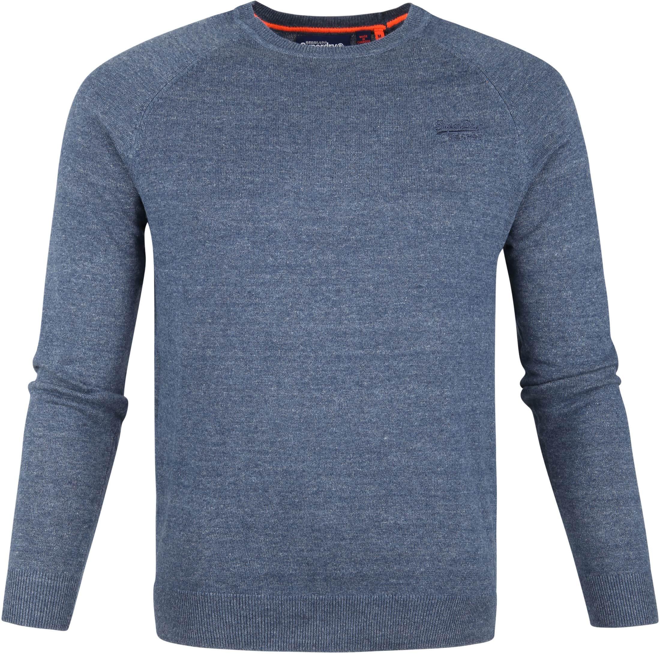 Superdry Pullover Blauw foto 0