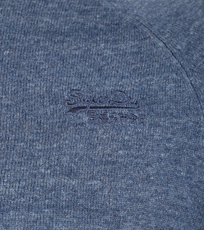 Superdry Pullover Blauw foto 2
