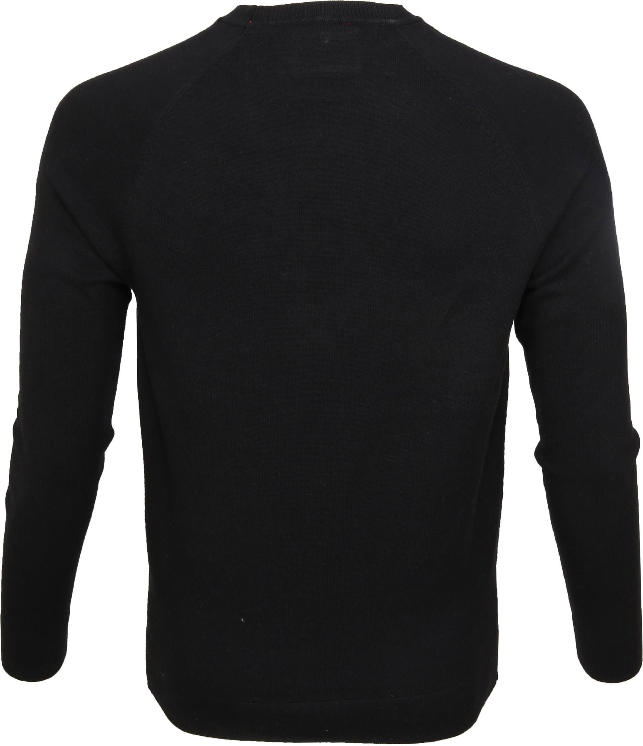 Superdry Pullover Cotton Crew Black foto 3