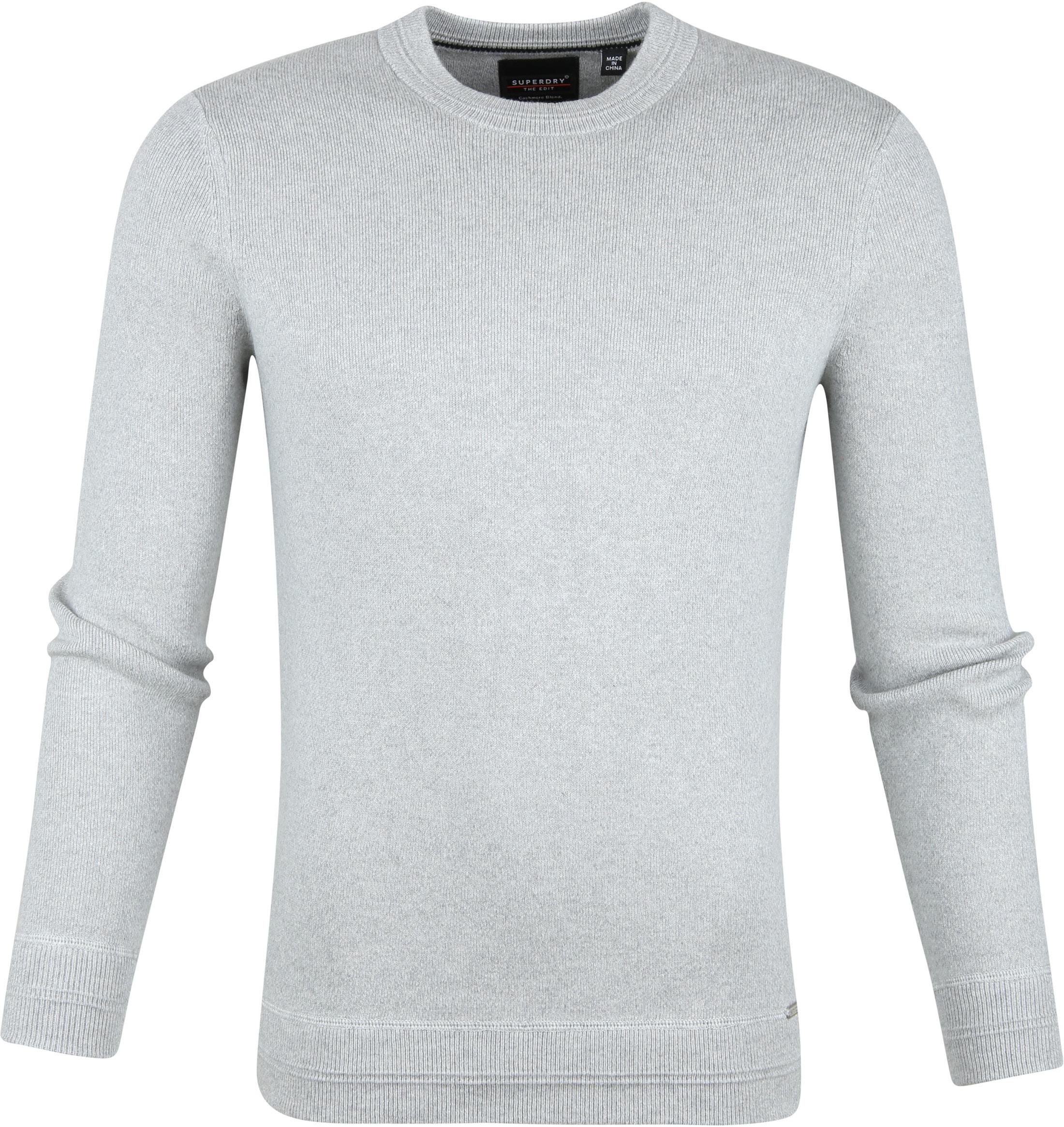 Superdry Pullover Grau Foto 0