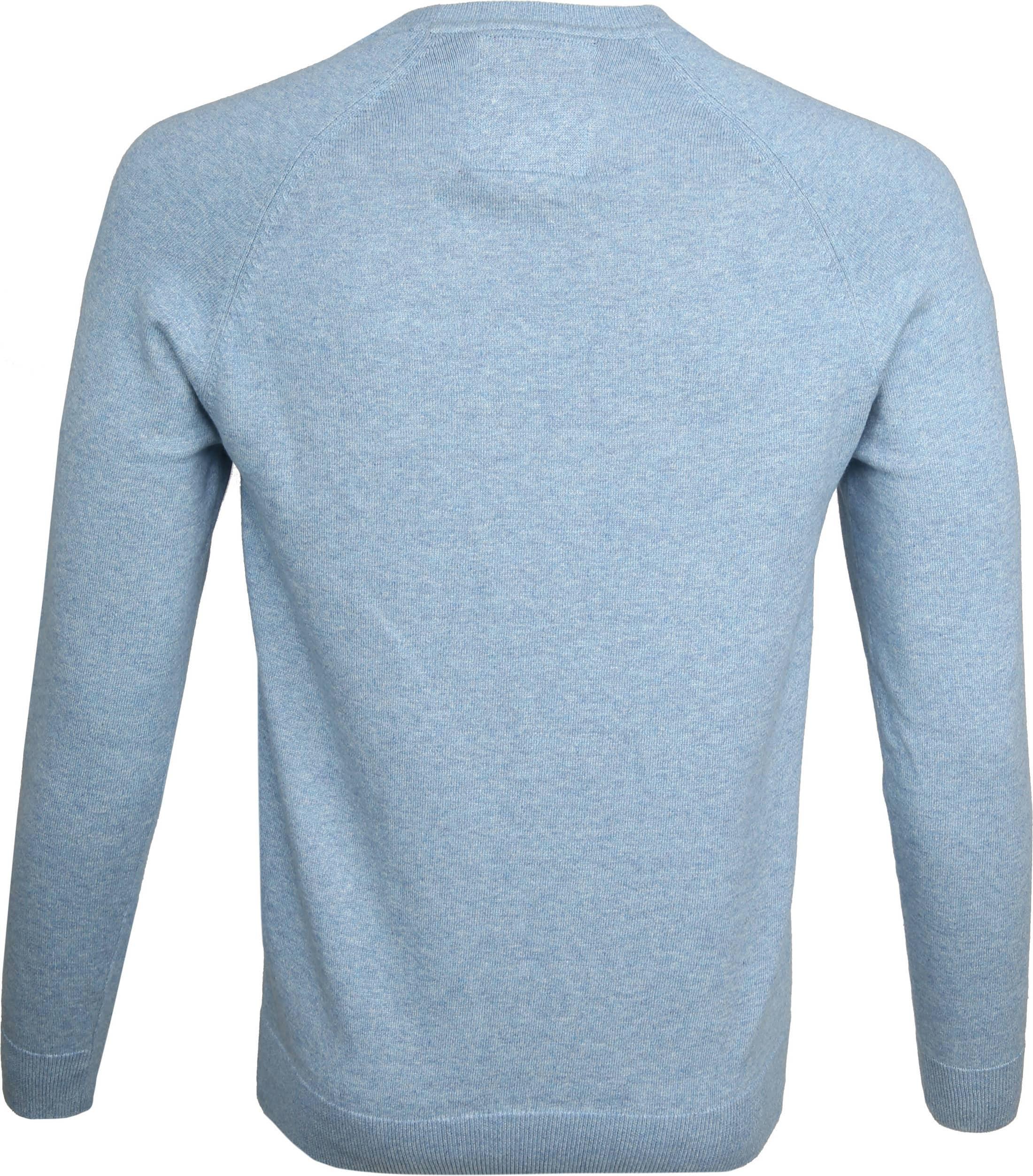 Superdry Pullover Melange Lichtblauw foto 2