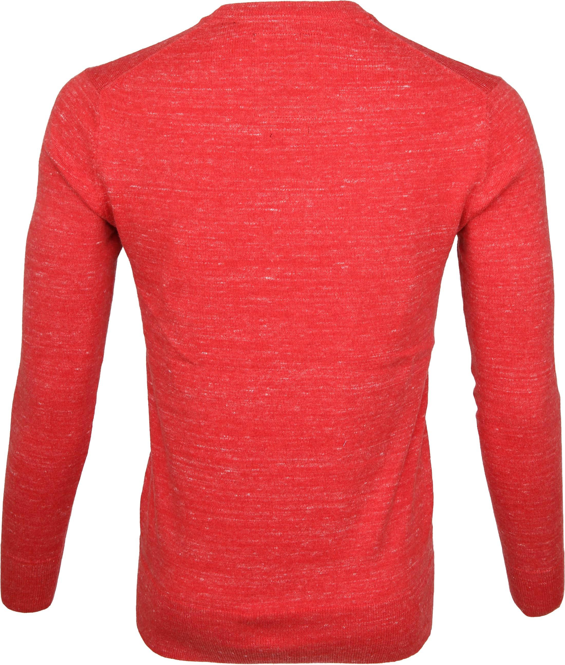 Superdry Pullover Melange Rood foto 2