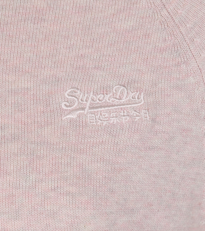 Superdry Pullover Orange Label Roze
