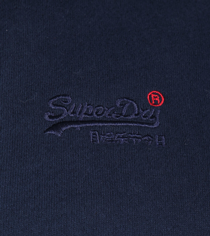 Superdry Rich Vest Donkerblauw foto 2