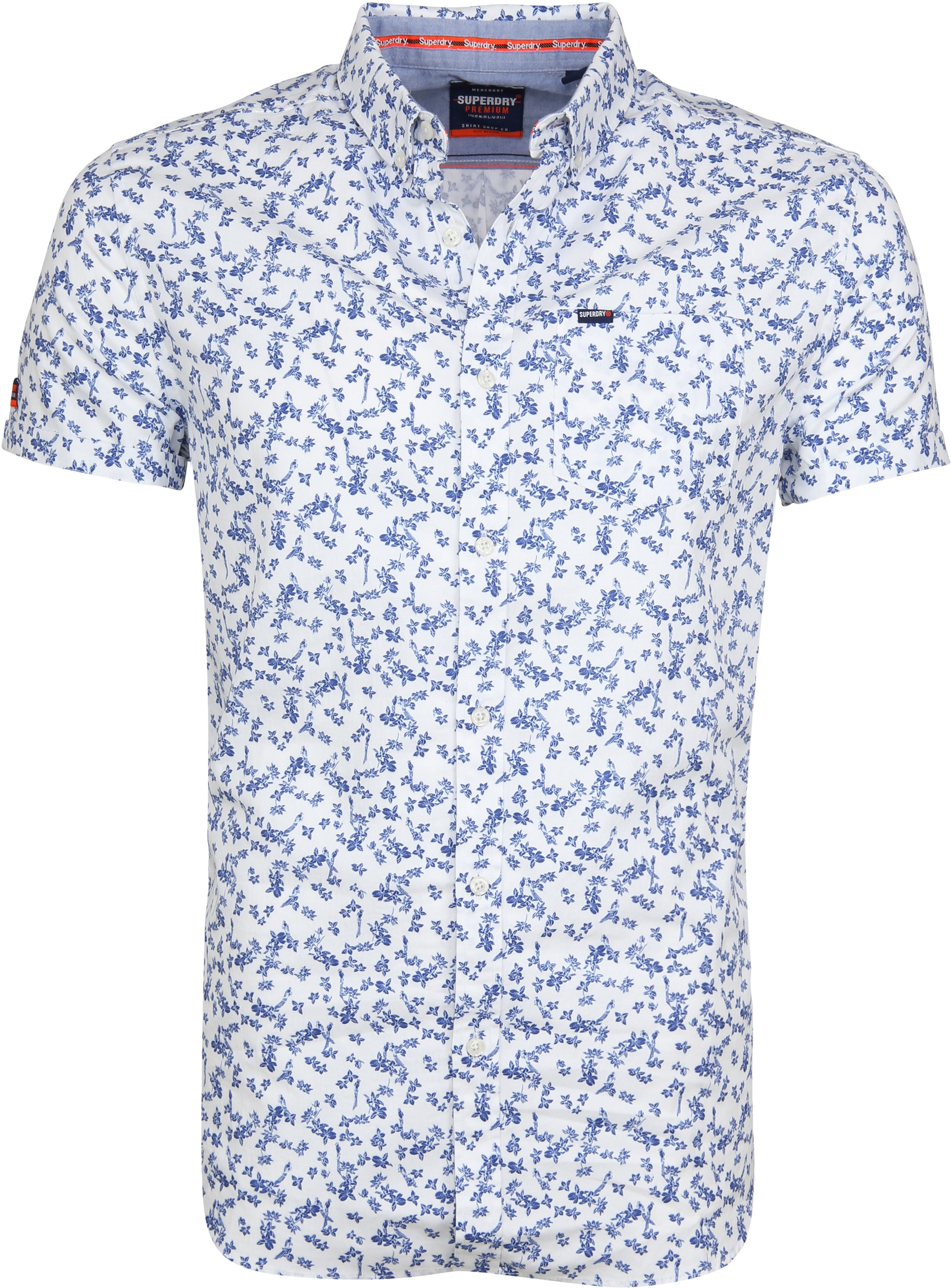 Superdry Shoreditch Shirt Flower foto 0