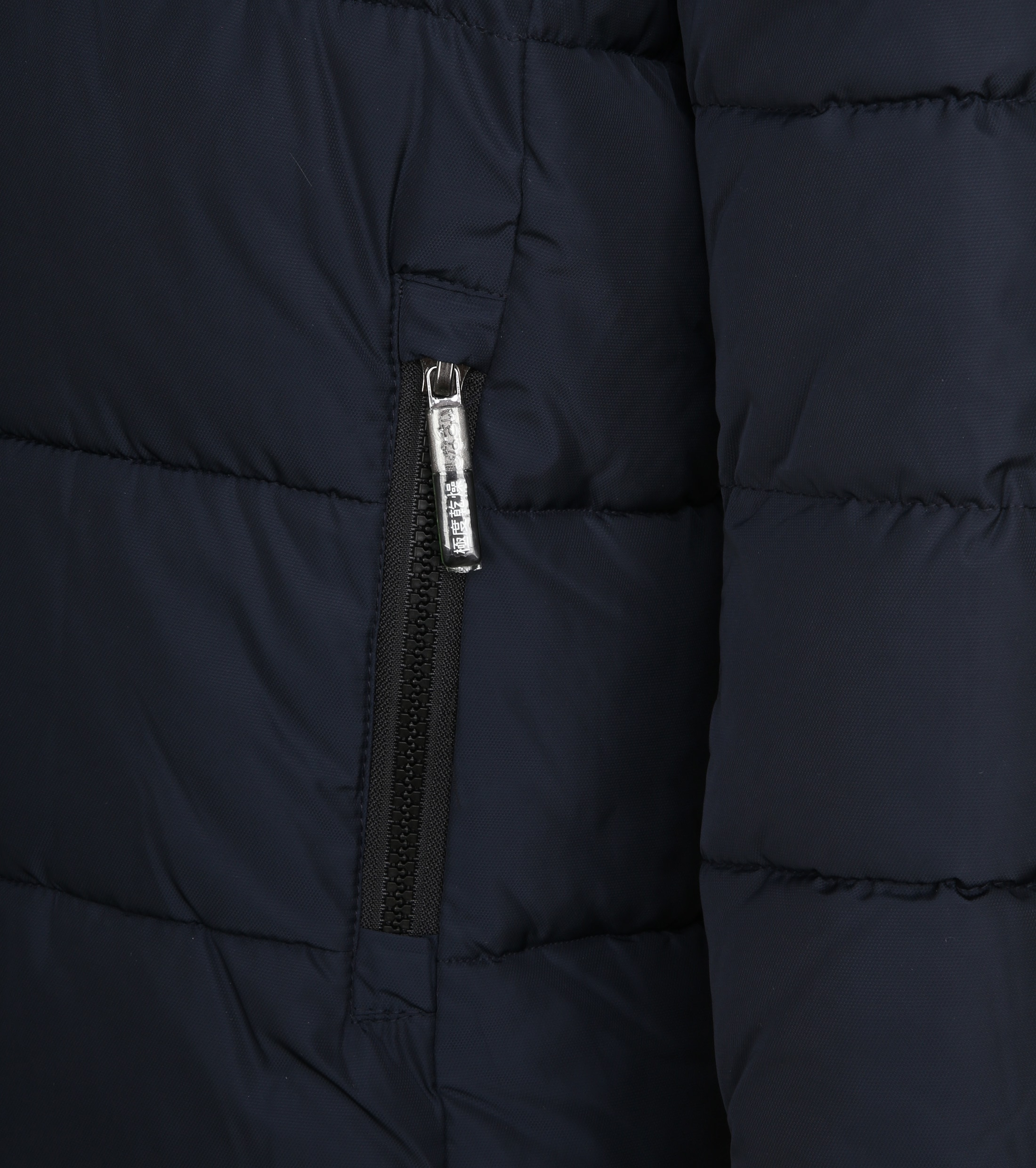 Superdry Sports Puffer Navy foto 2