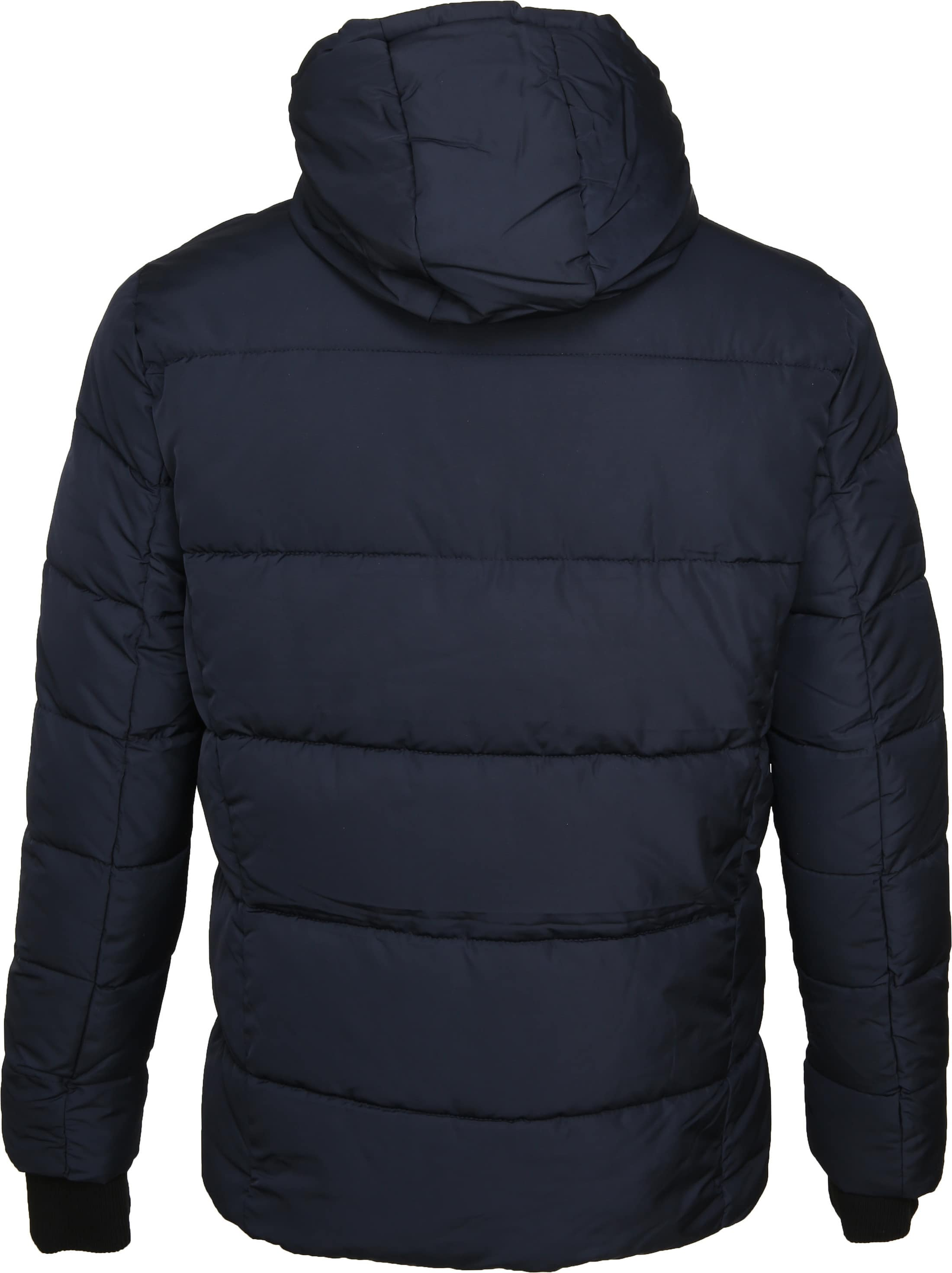 Superdry Sports Puffer Navy foto 4