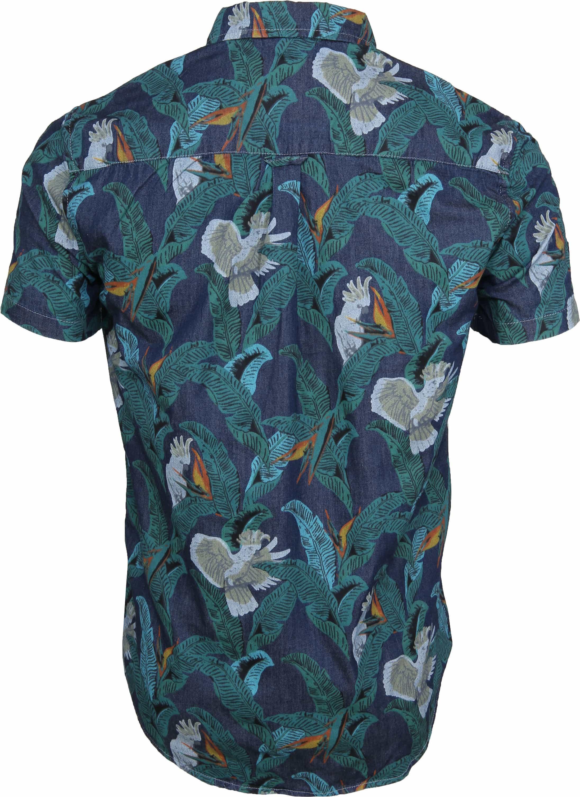 Superdry SS Shirt Miami Loom foto 4