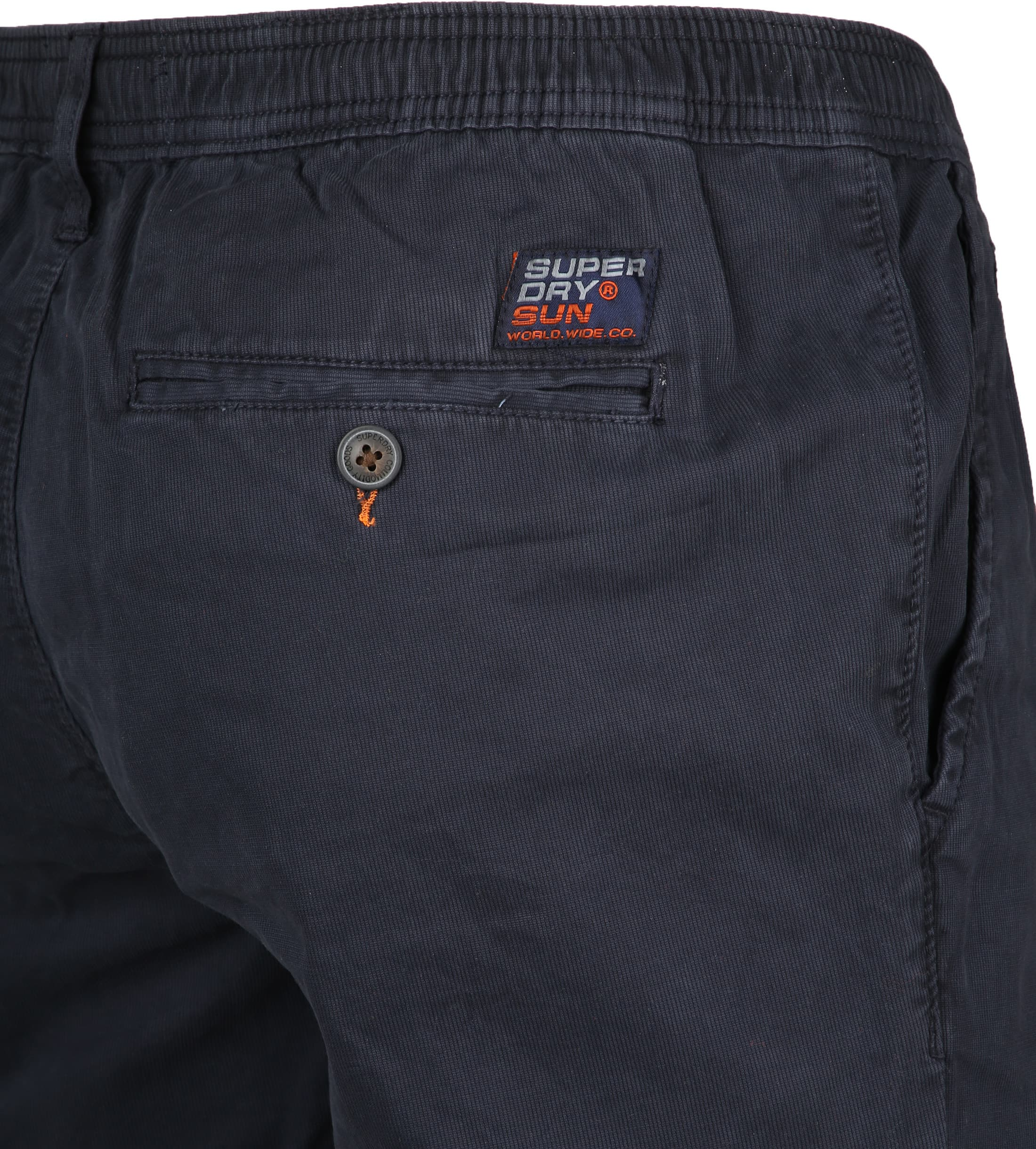 Superdry Sunscorched Short Dark Blue foto 1