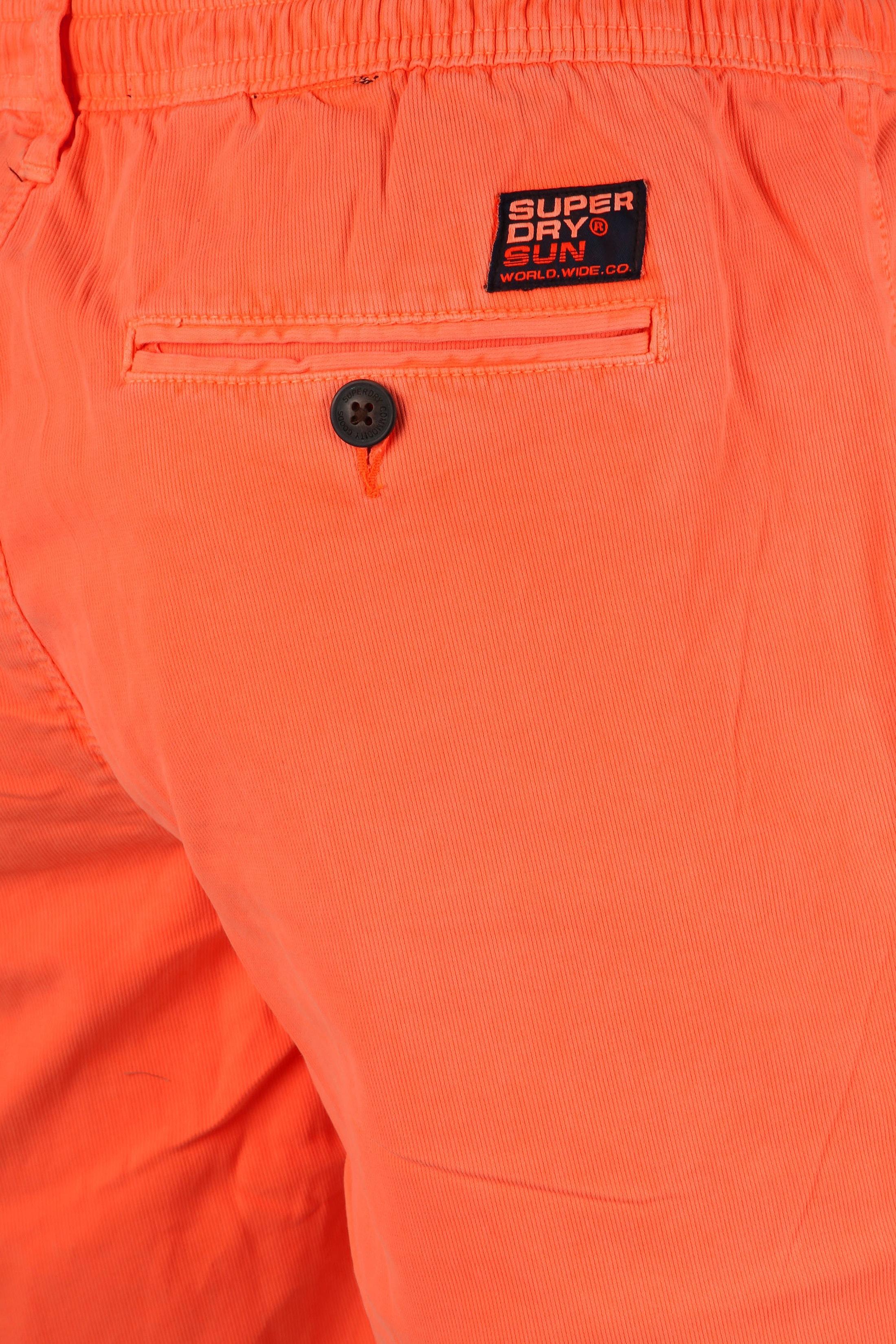 Superdry Sunscorched Short Orange foto 1