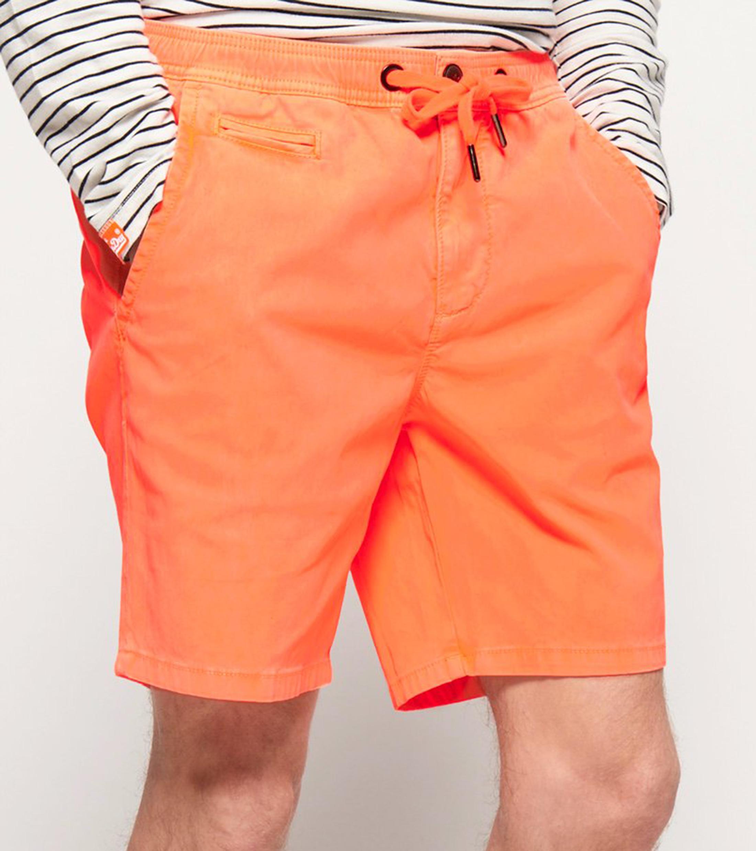 Superdry Sunscorched Short Oranje foto 4