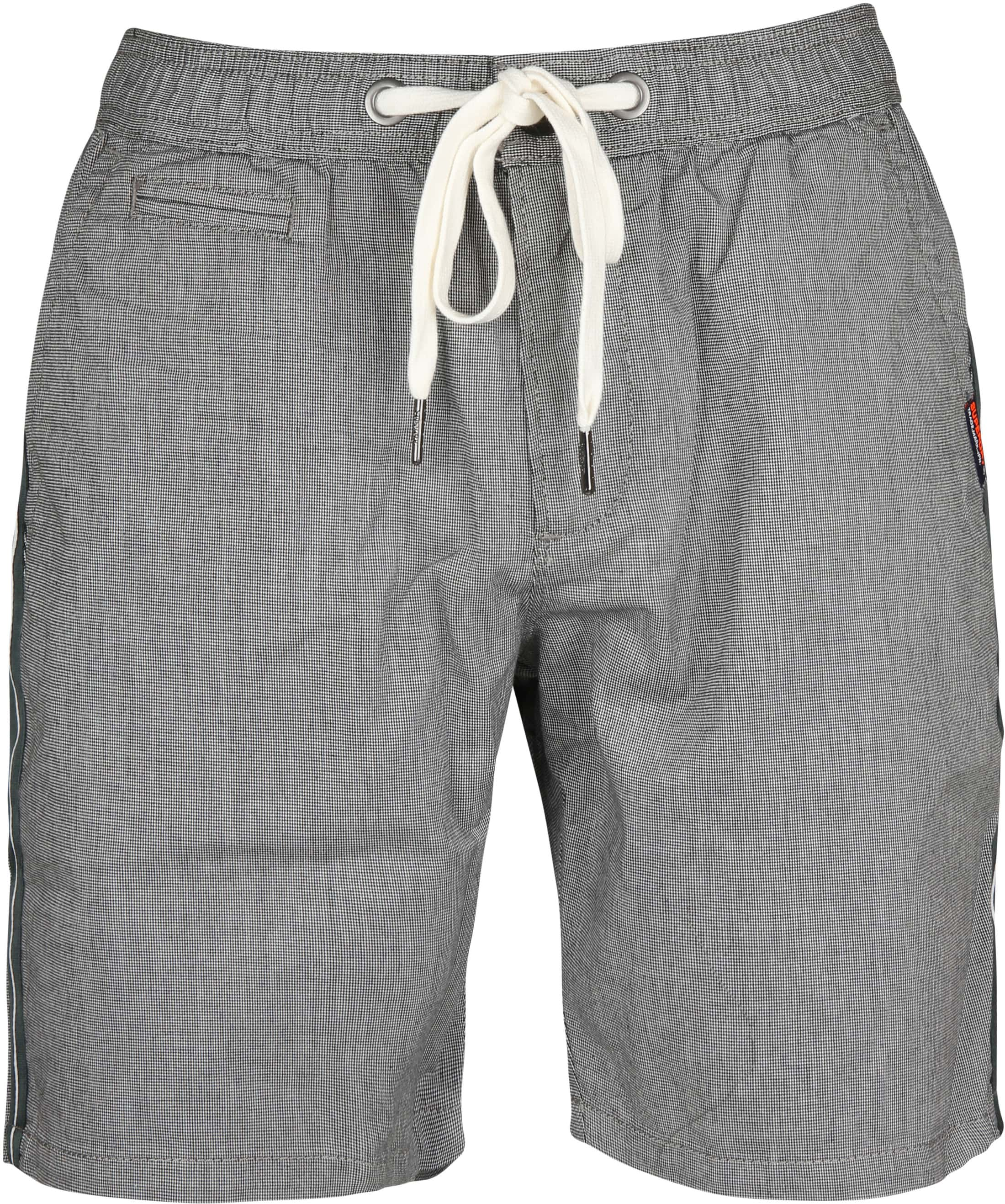 Superdry Sunscorched Short Stripe Grey foto 0