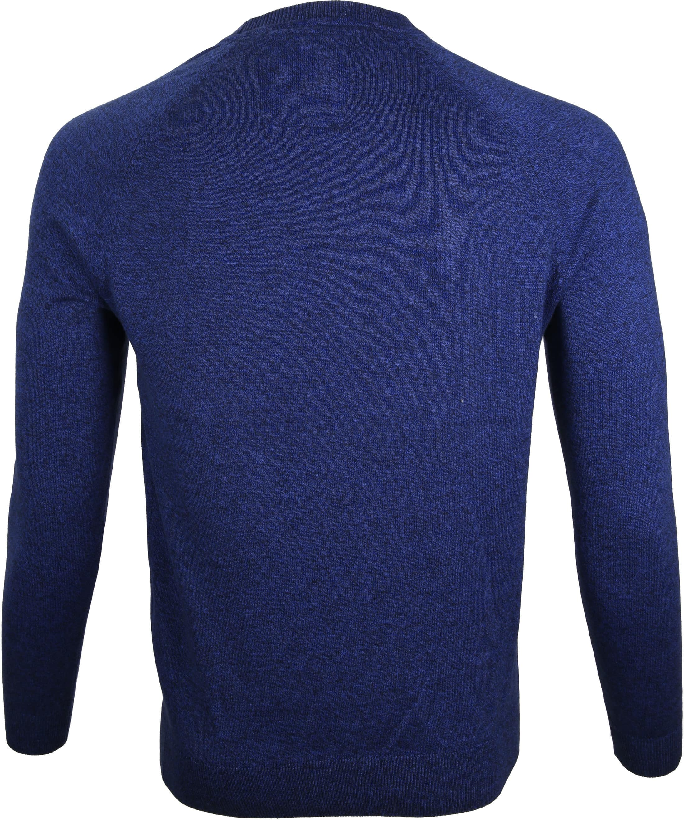 Superdry Sweater Melange Blue foto 4